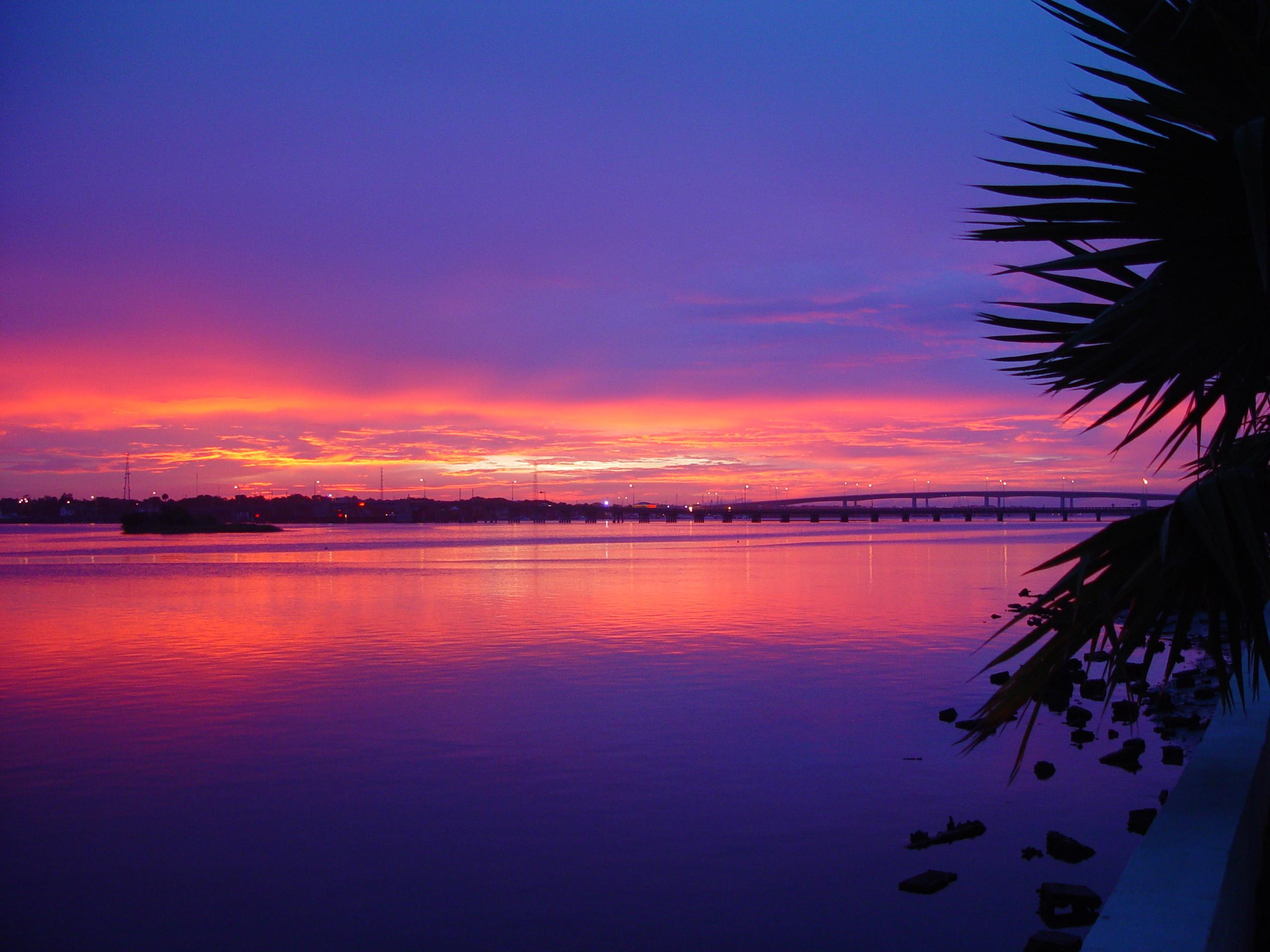 Beautiful Beach Sunset Wallpaper (61+ images) - photo#17