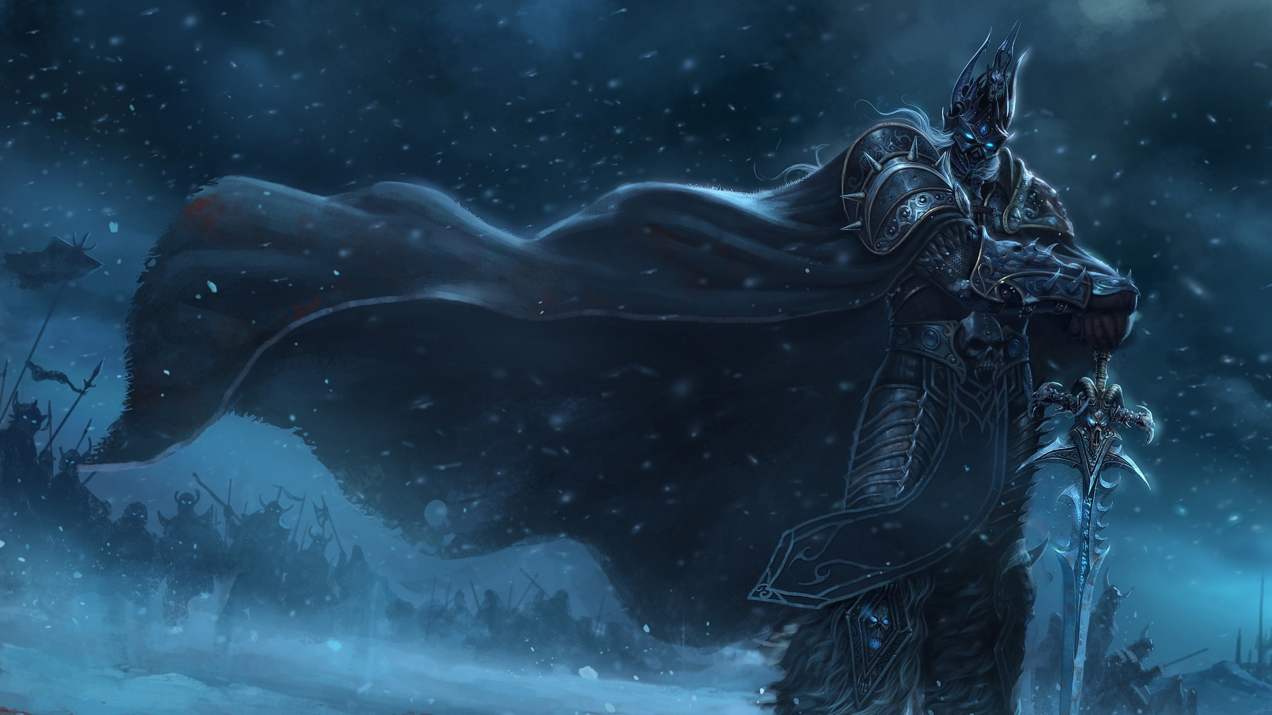 Death Knight Hd Wallpaper 72 Images