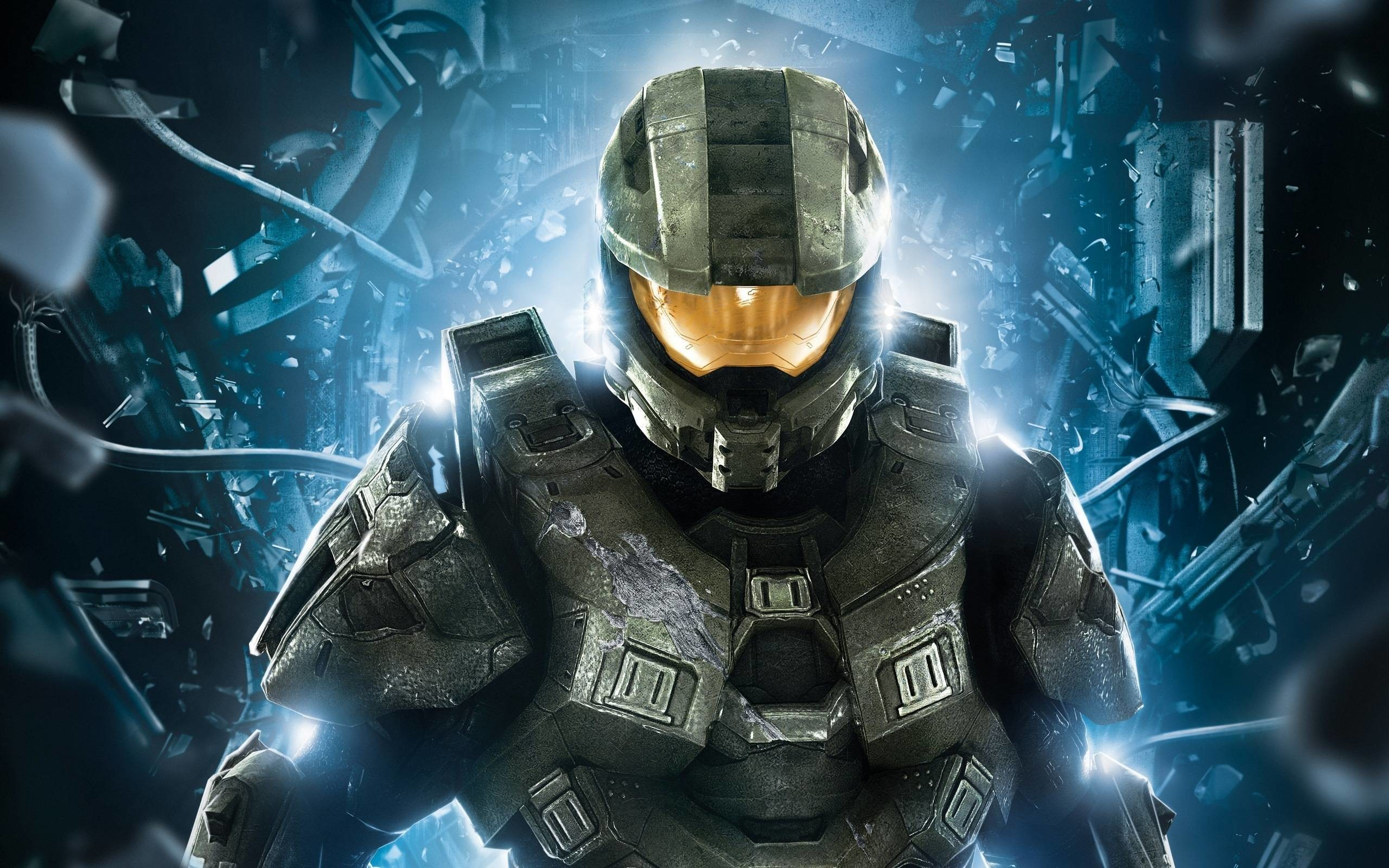 2560x1600 Download Halo 4 Xbox Game Wallpaper HD (2983) Full Size .