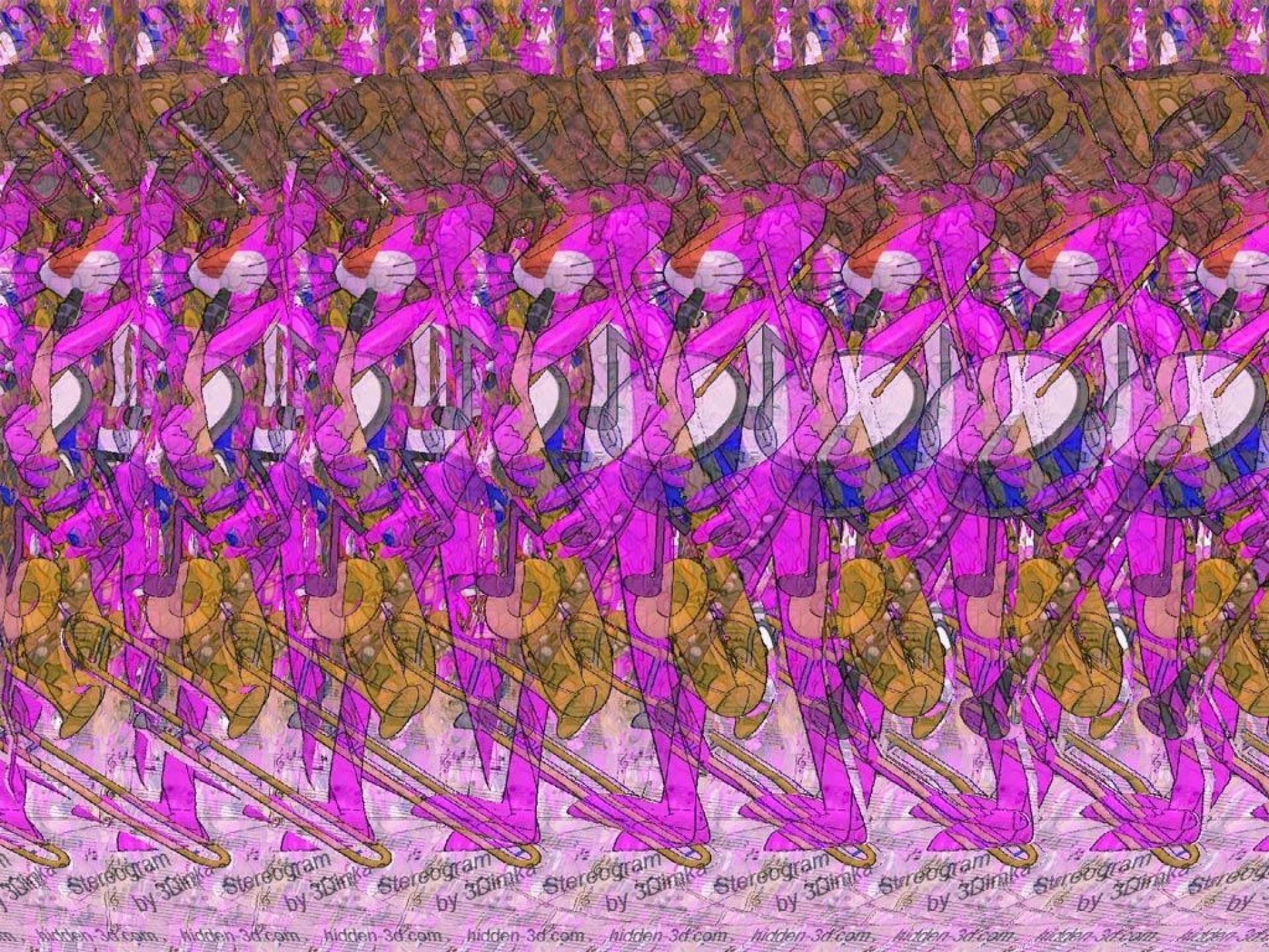 Девушки стереокартинки фото