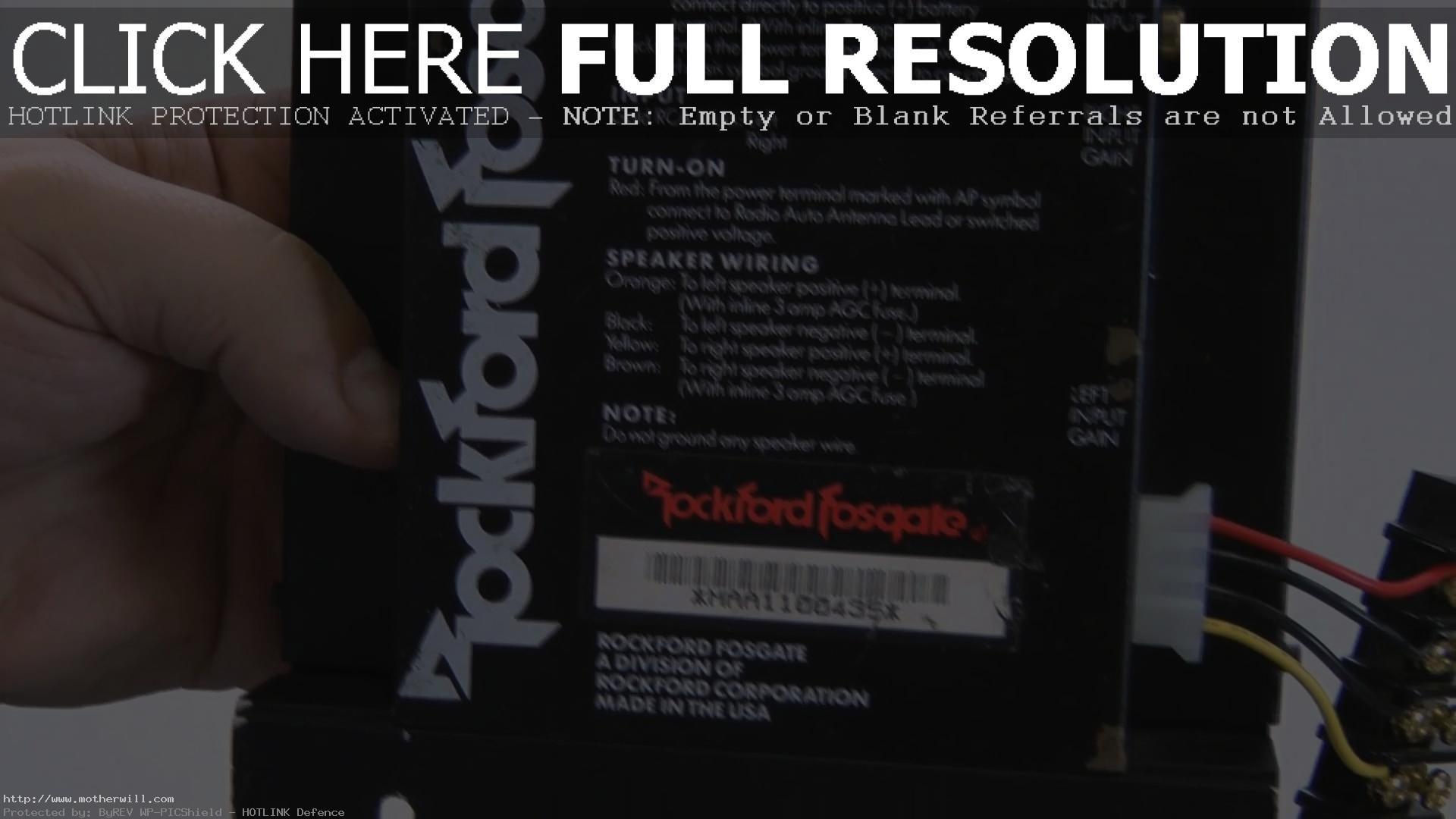 Rockford Fosgate Wallpaper (46+ images) on