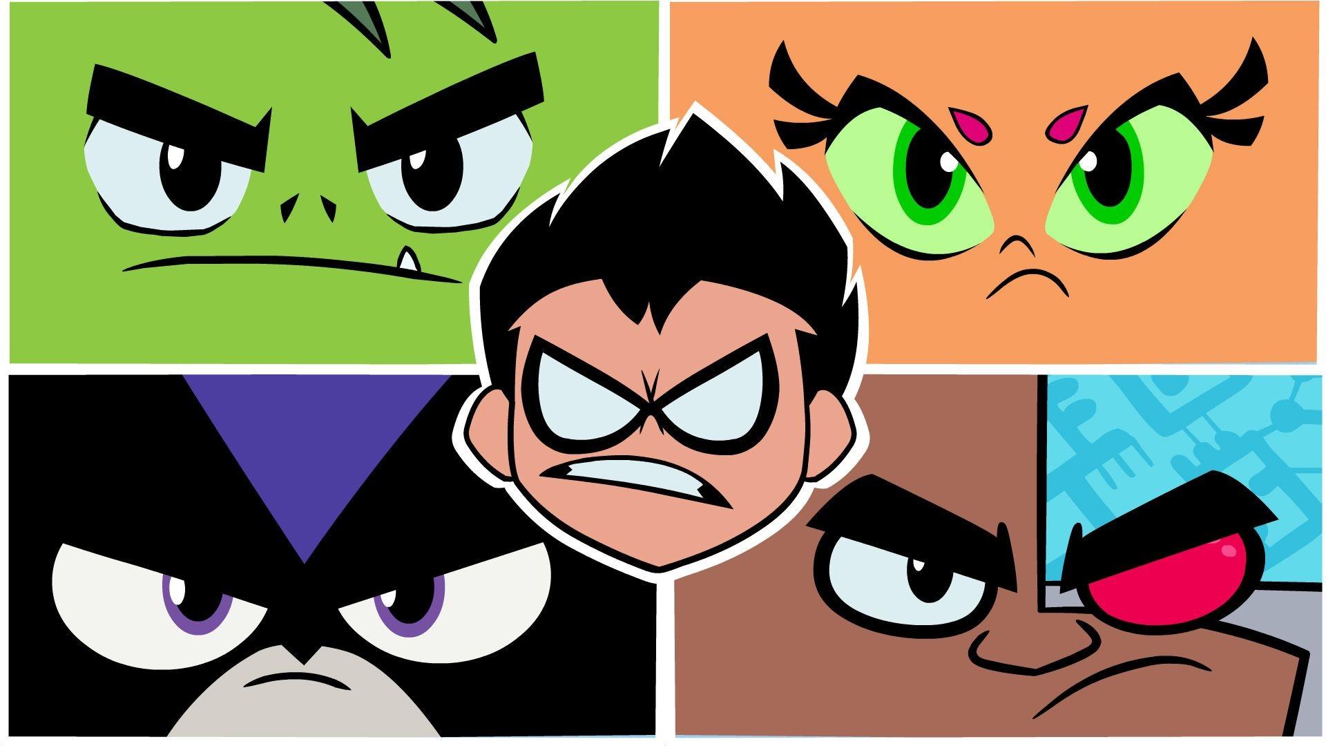 Teen Titans Wallpaper 80 Images