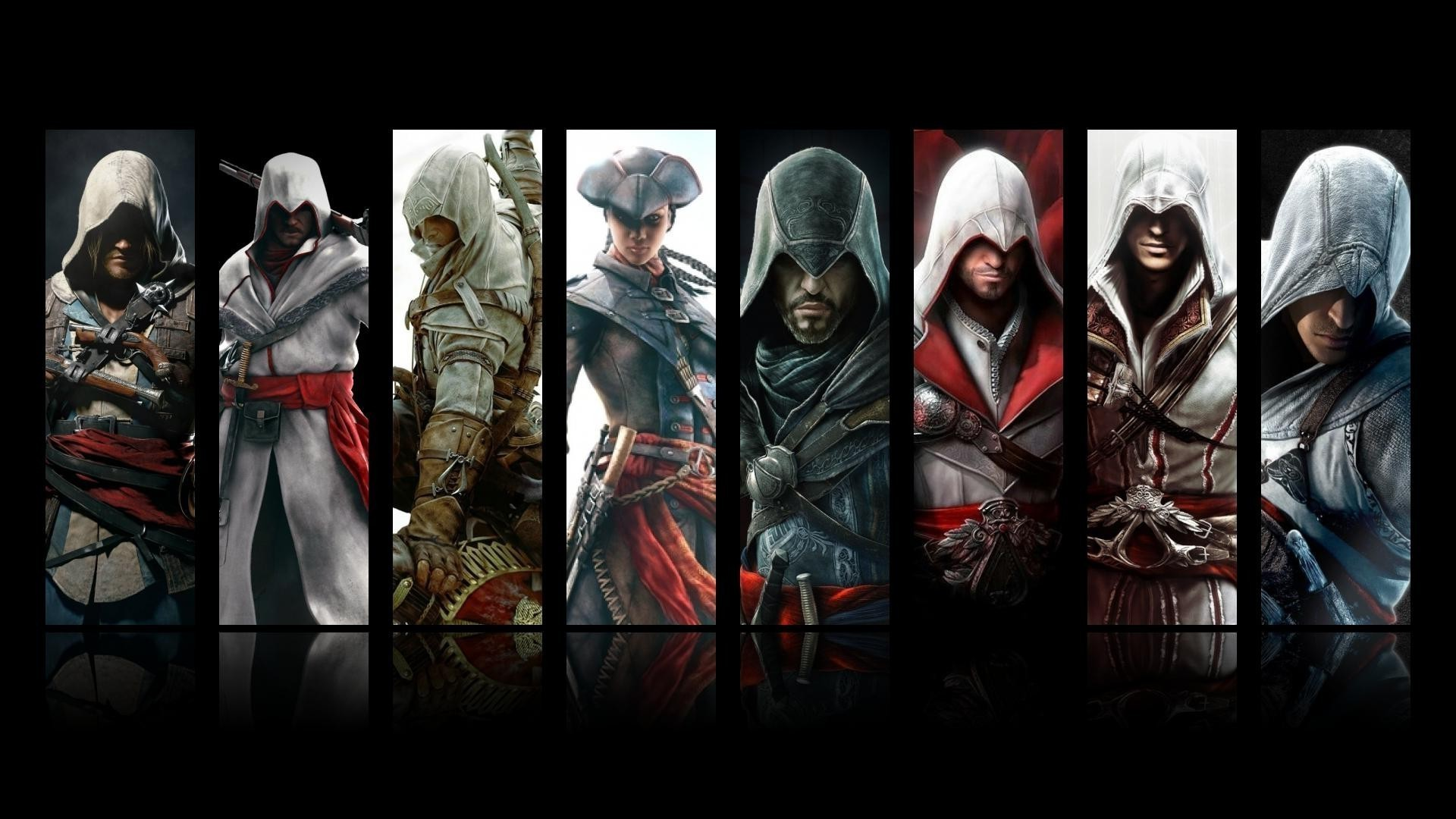 1920x1080 assassin's creed unity wallpaper Wallpaper