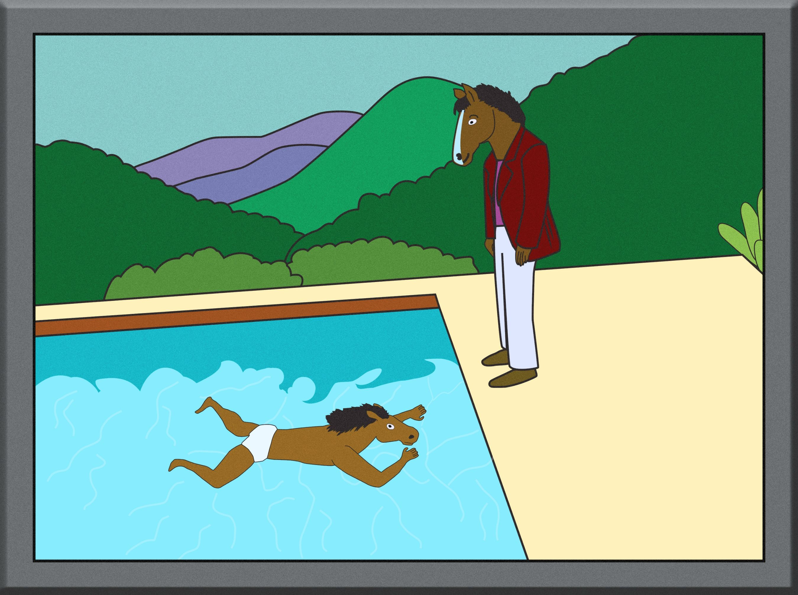 Bojack Horseman Wallpapers (83+ images)