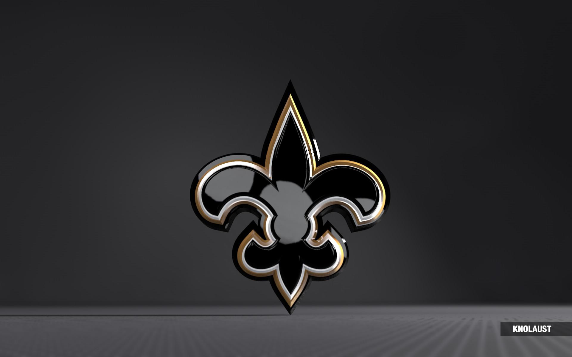1920x1080 New Orleans Saints Logo 1080p