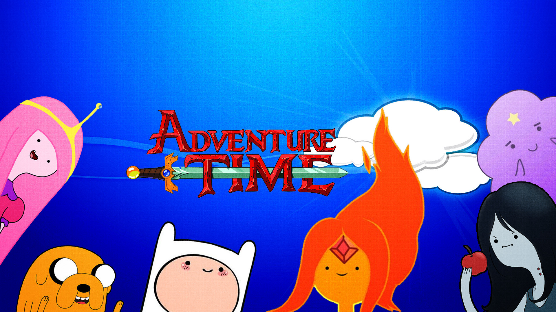 1920x1080 Adventure Time Wallpapers Collection For Download