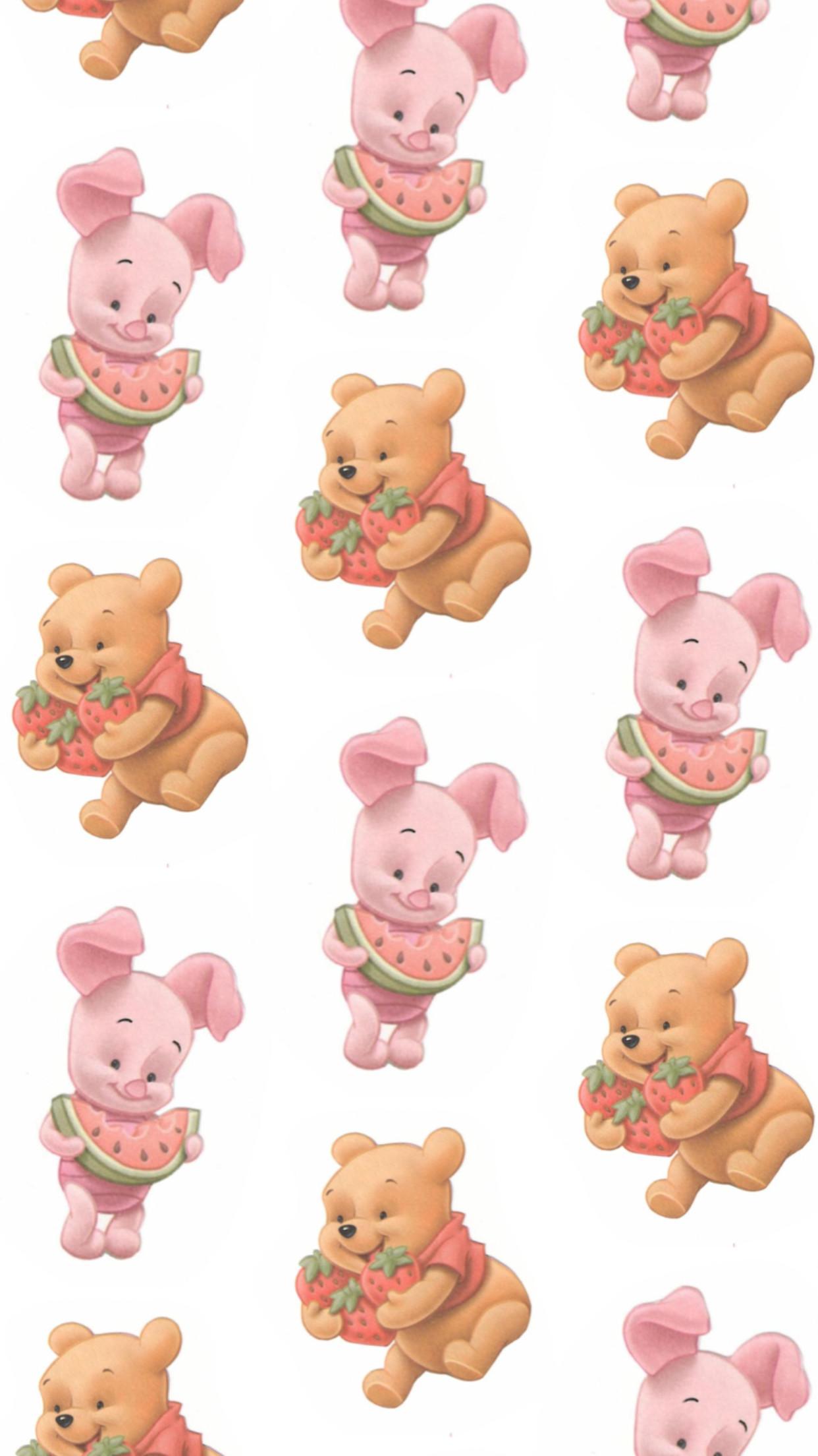 Cute Iphone Cute Winnie The Pooh Wallpaper