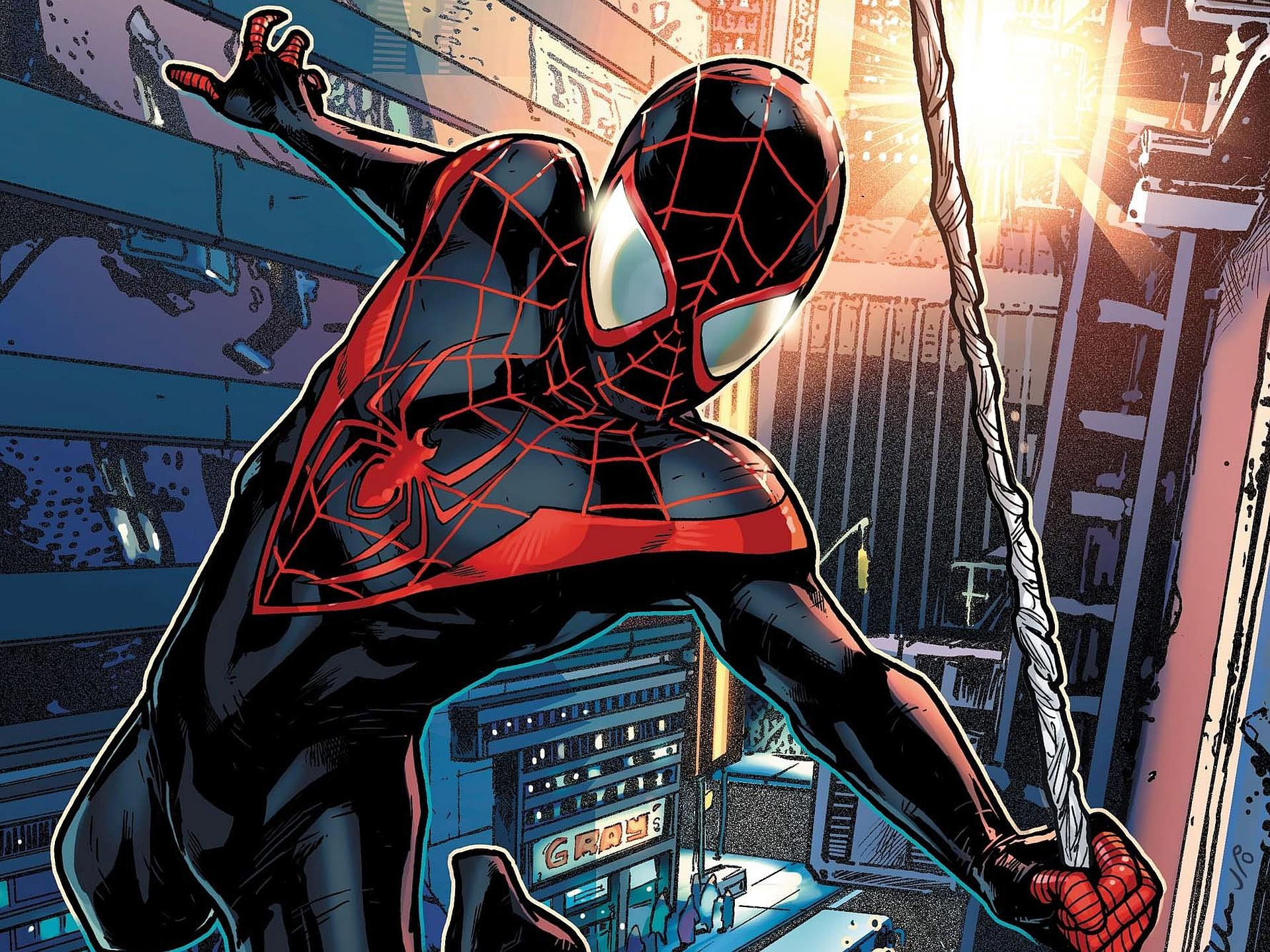 Ultimate Spider Man Wallpaper (69+ images)