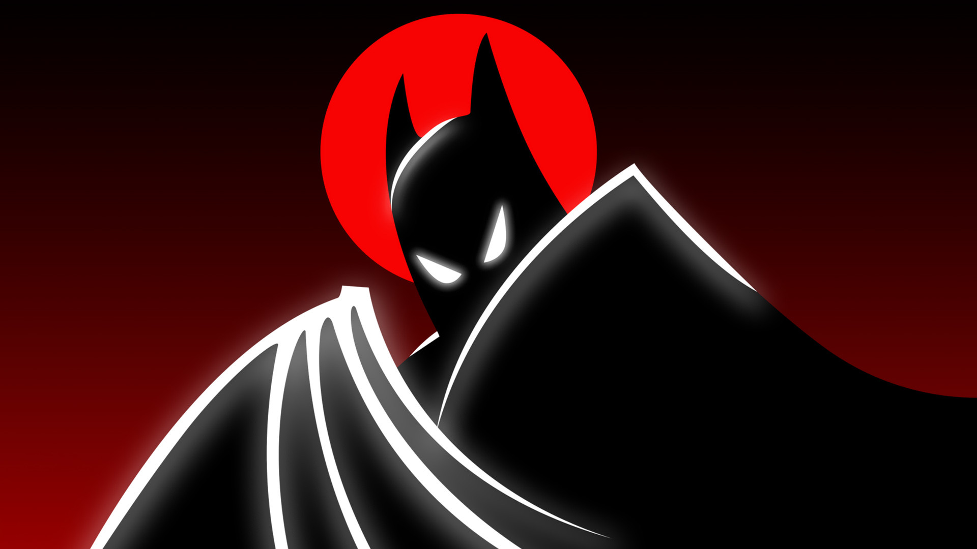 1920x1080 Batman The Animated Series