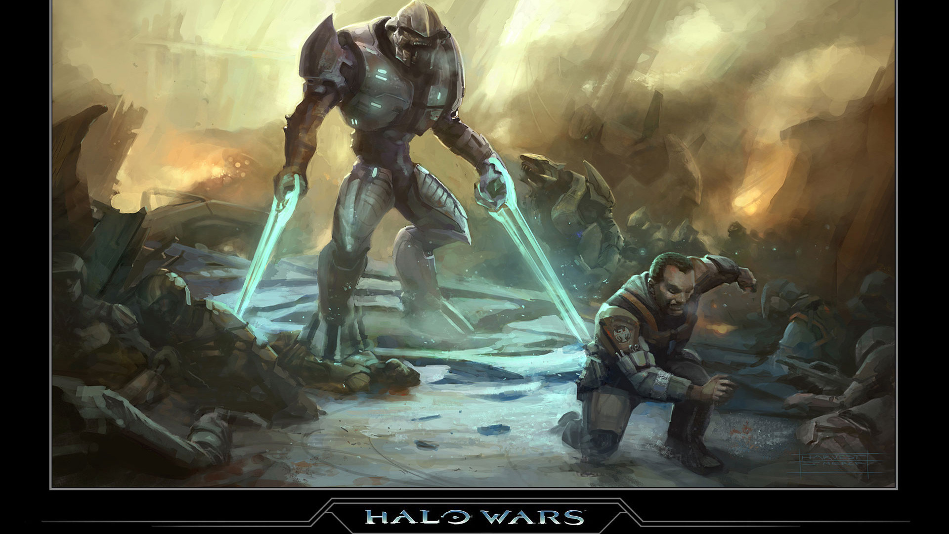 1920x1080 Wallpaper #11 Wallpaper from Halo Wars