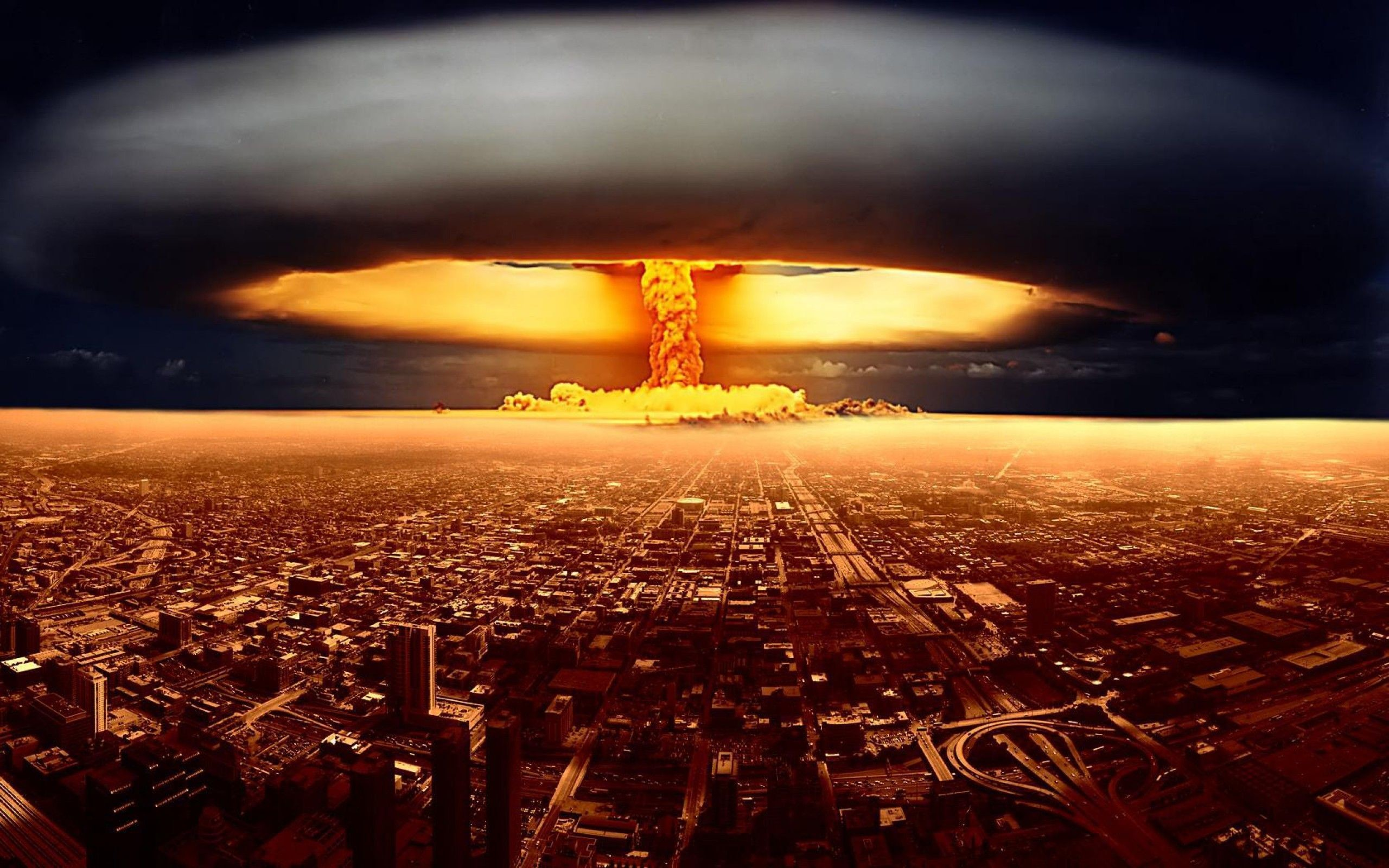 2560x1600 nuclear blast | Download Nuclear Explosion Wallpaper Picture Pictures