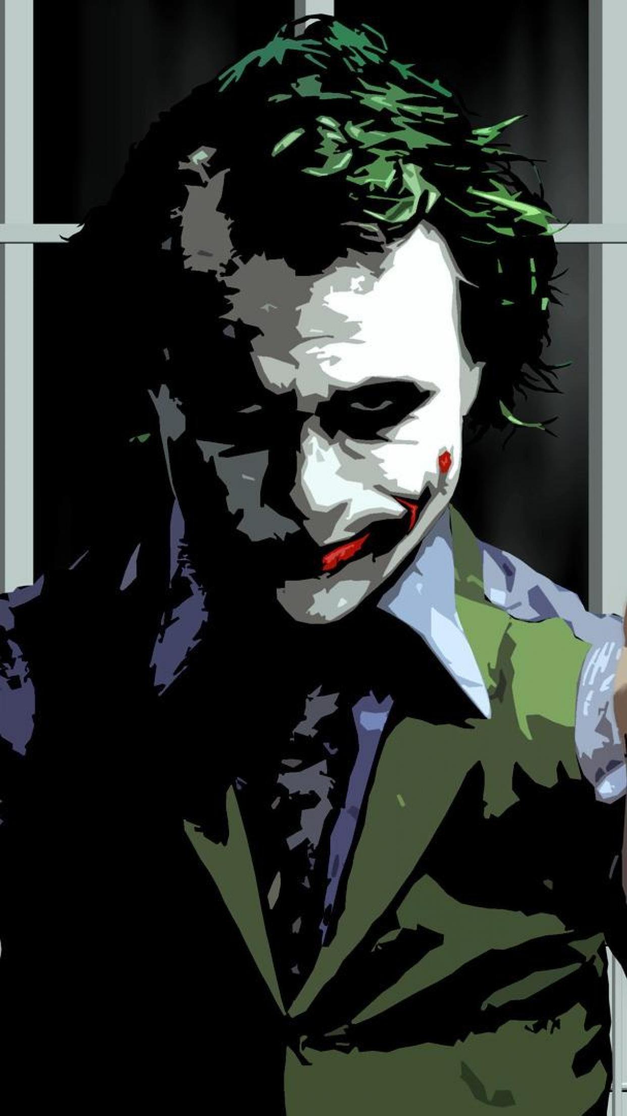 Hd Iphone Joker Wallpaper 75 Images
