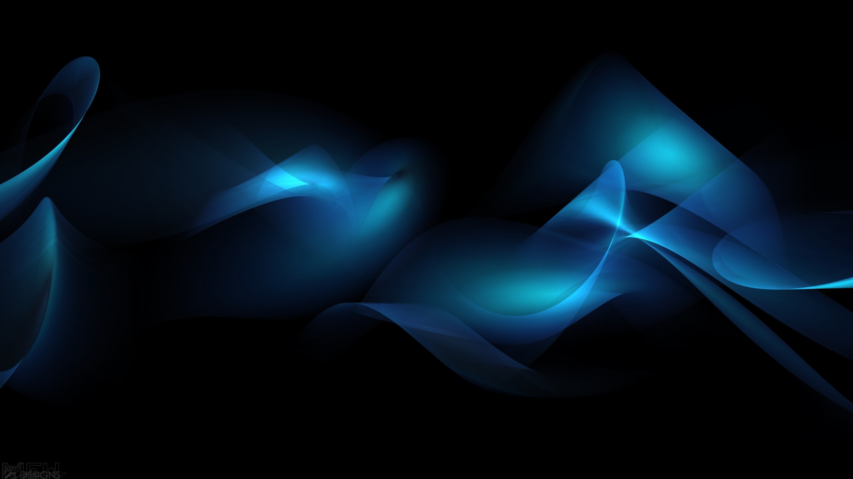 Dark Blue Abstract Wallpaper 70 Images