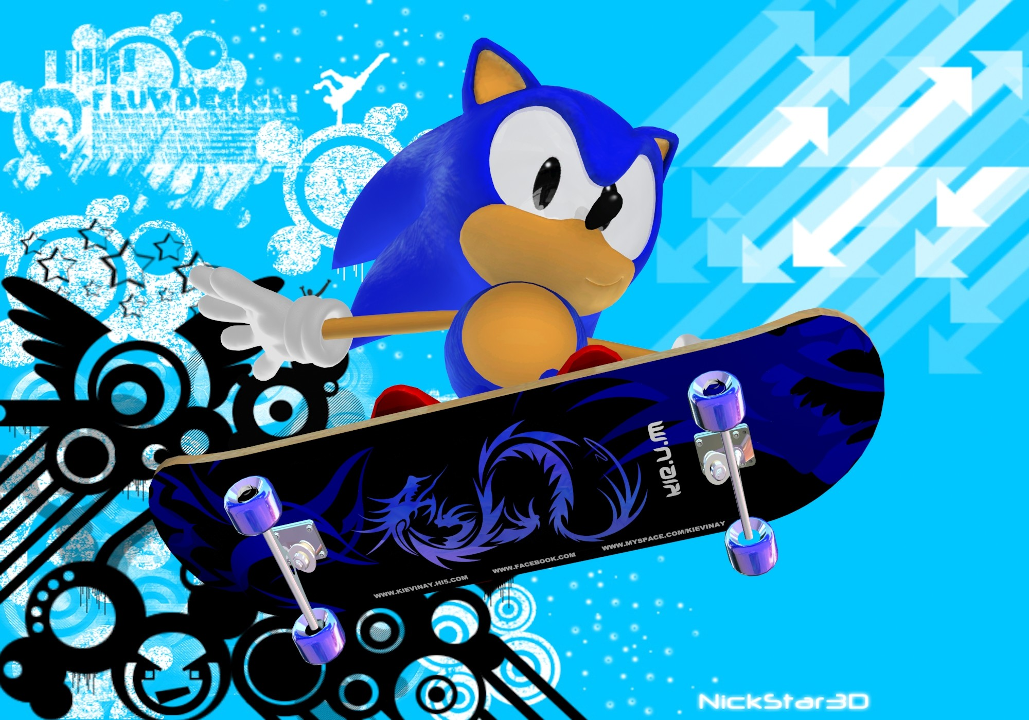 2000x1399 stay cool with Sonic and Shadow images classic skating HD wallpaper and  background photos