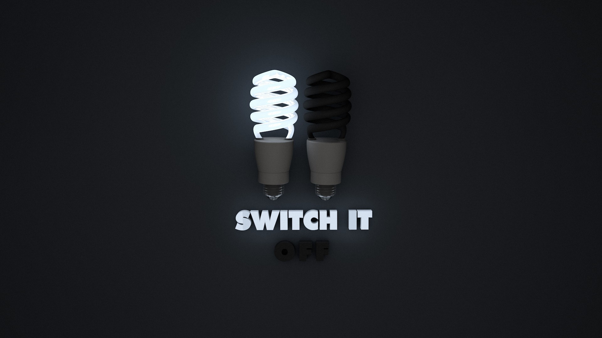 1920x1080 Bulbs simple background wallpaper