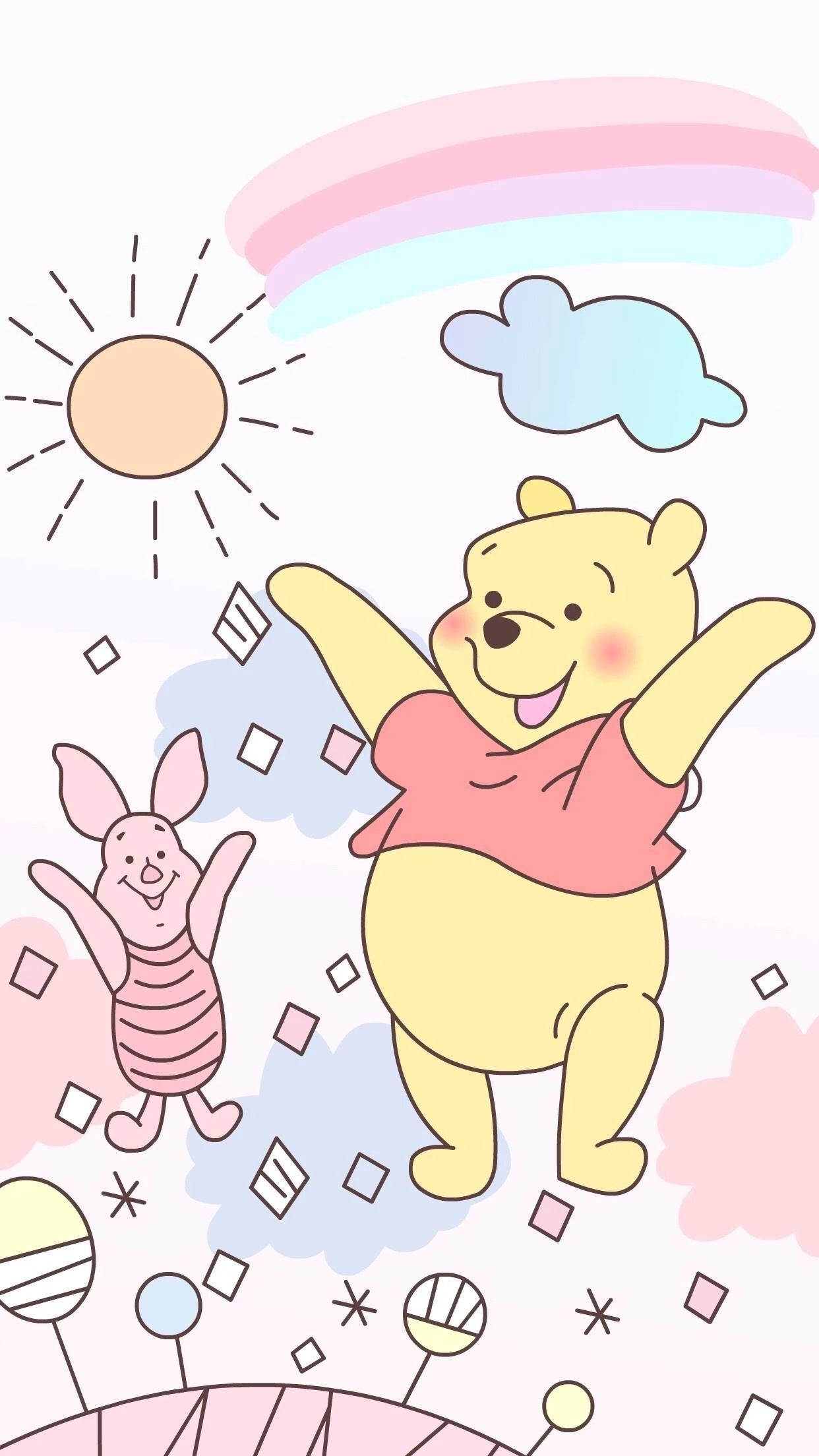 Pooh Bear Wallpaper 74 Images
