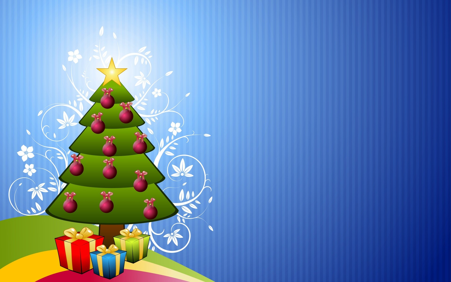 1920x1200 Christmas Background Images