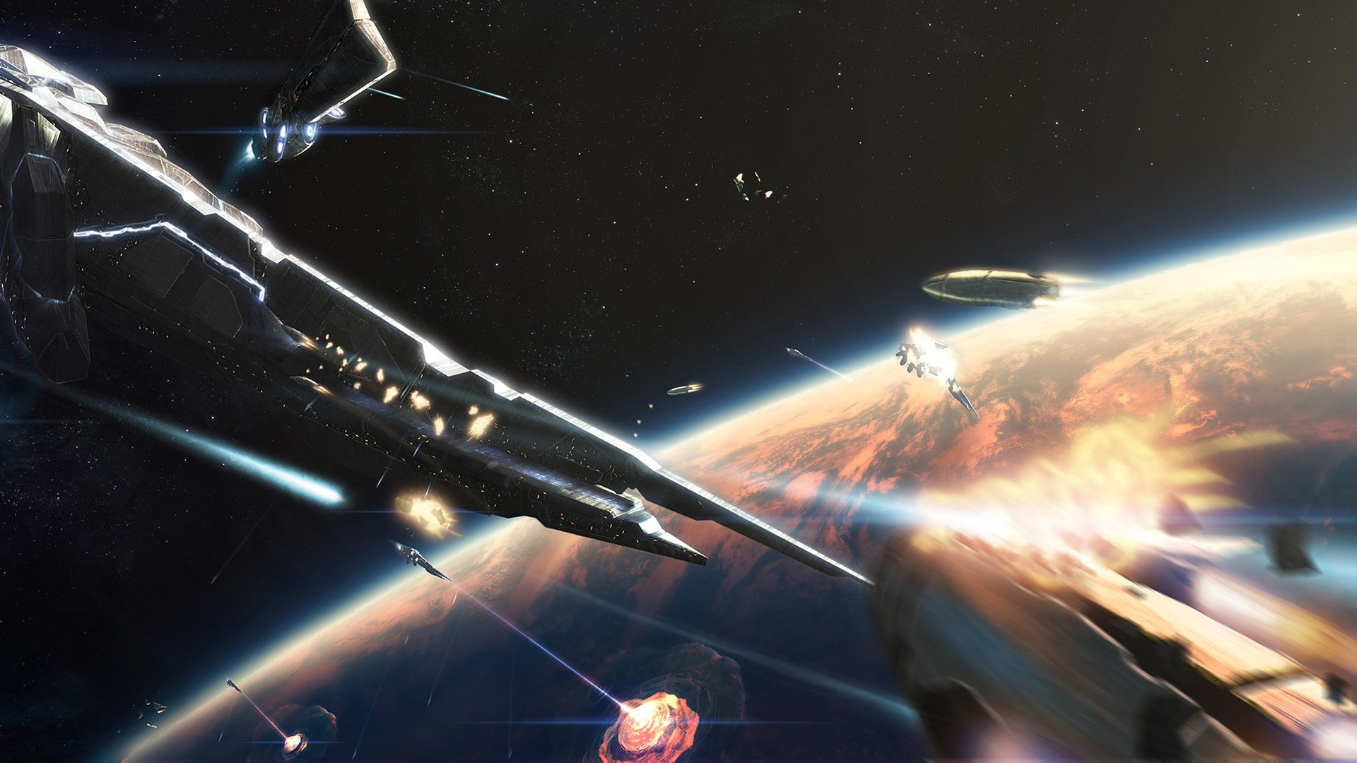 epic space battles wallpaper 75 images