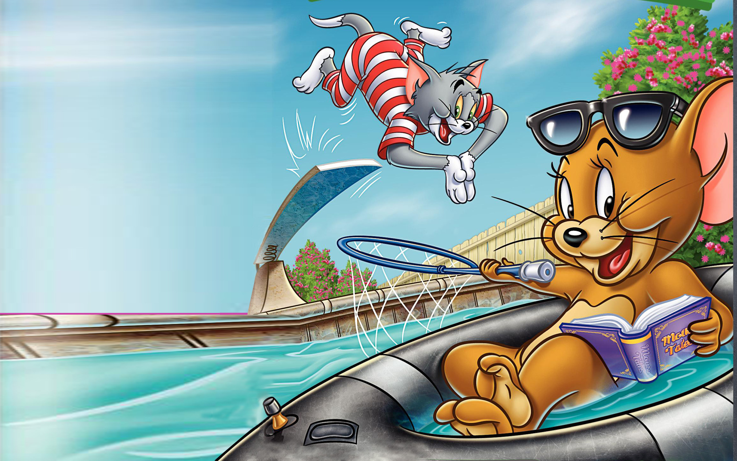Tom Jerry Wallpapers (51+ Images