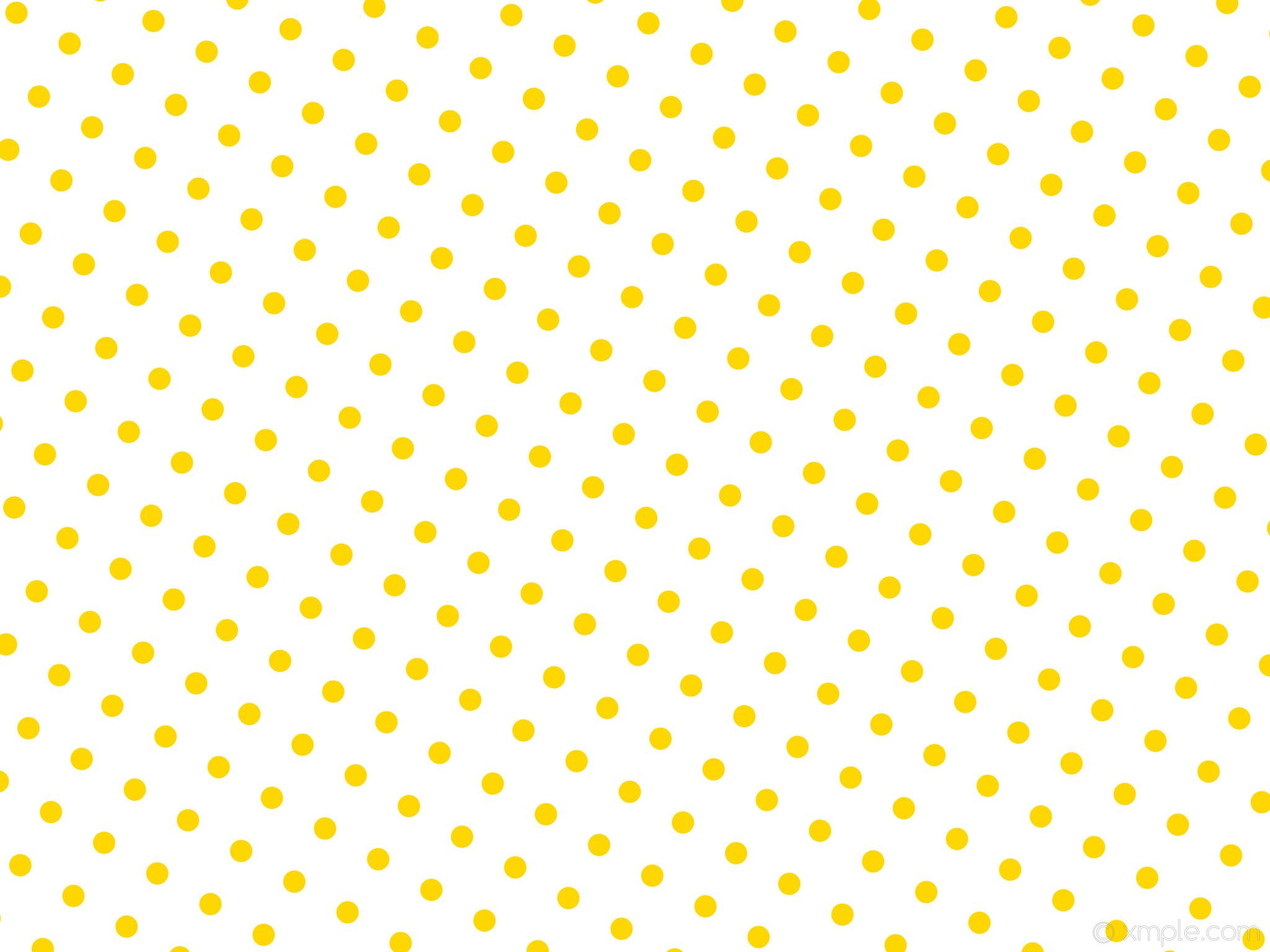 trendy gold polka dot wallpaper