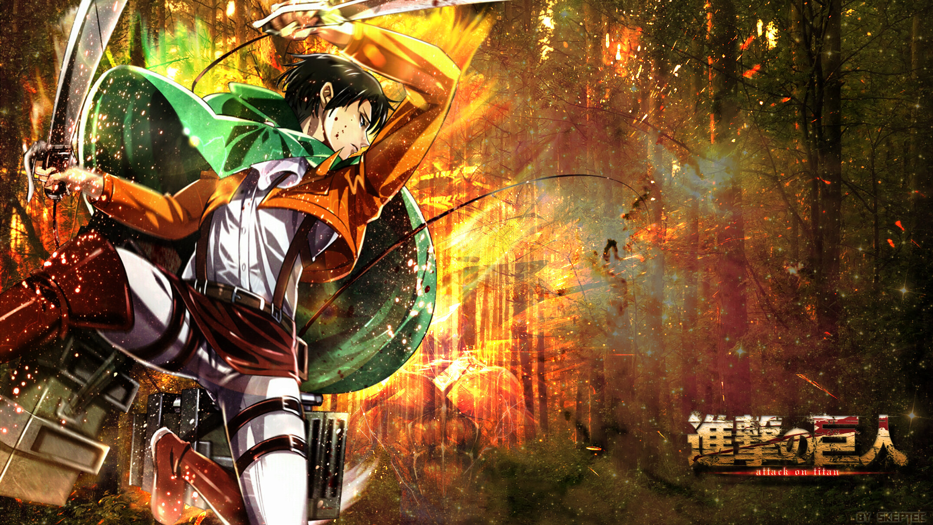 levi attack on titan wallpaper 72 images