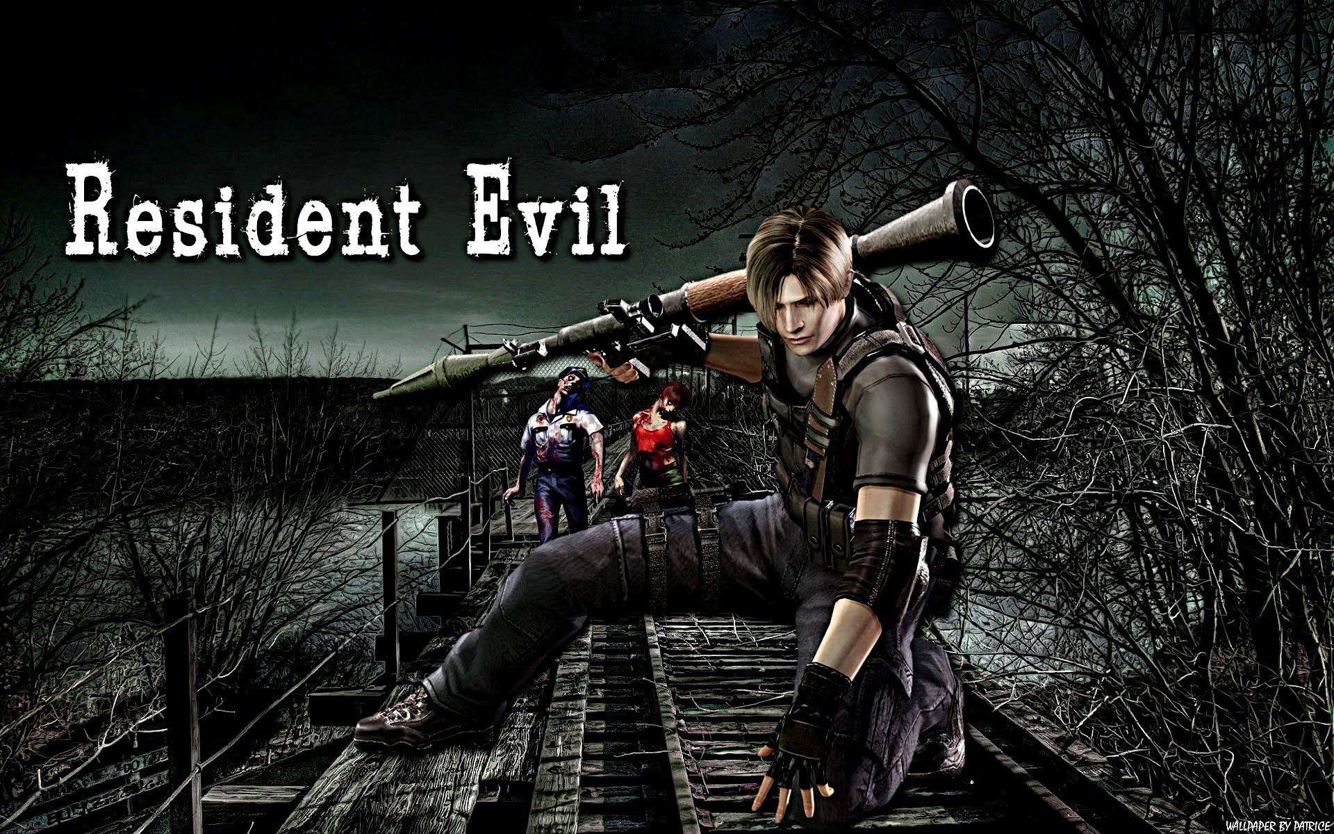 1920x1200 resident evil images REV D HD wallpaper and background photos 1920×1200