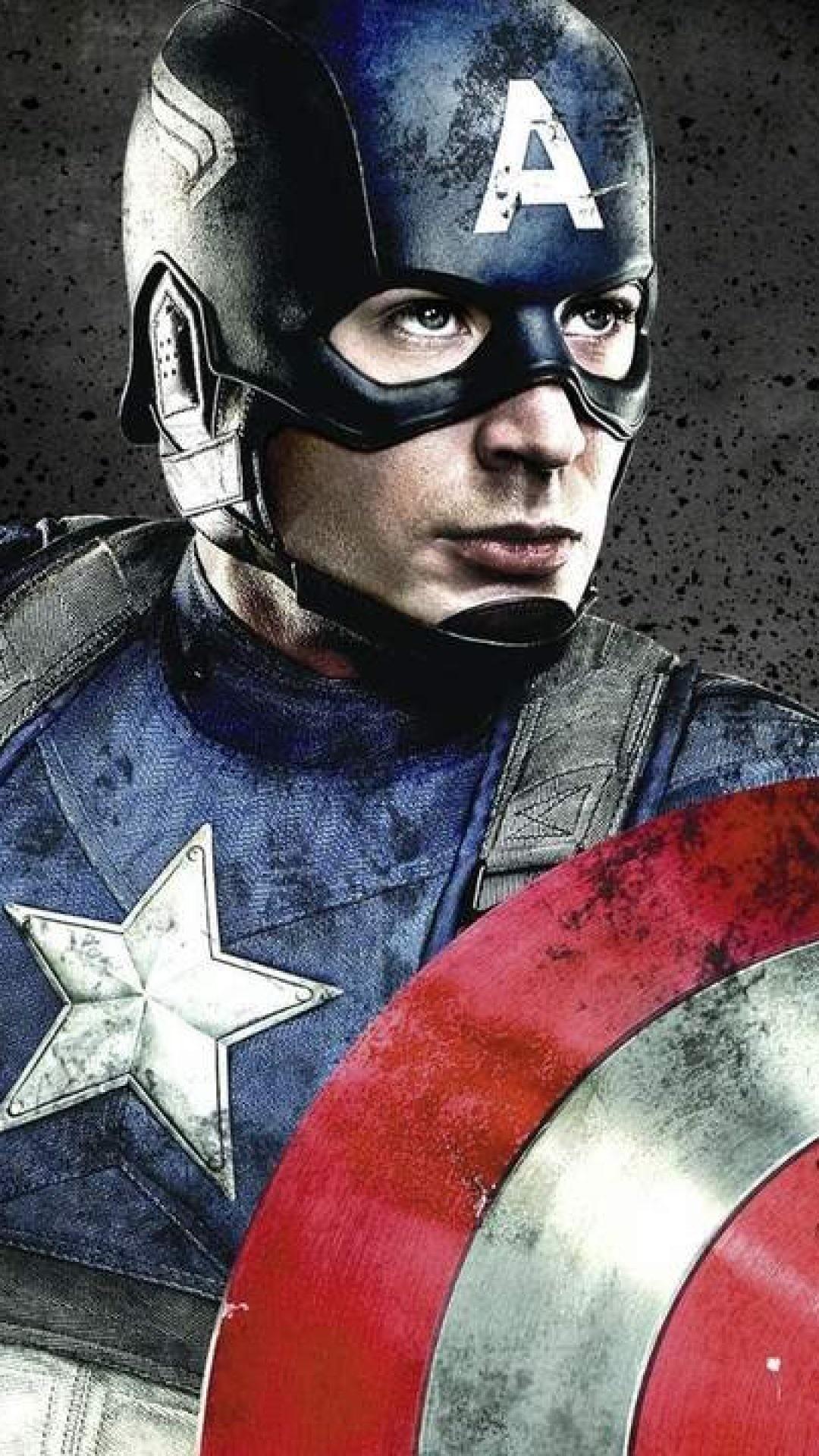 Captain America HD wallpaper | Wallpaper Flare  |Captain America Wallpaper