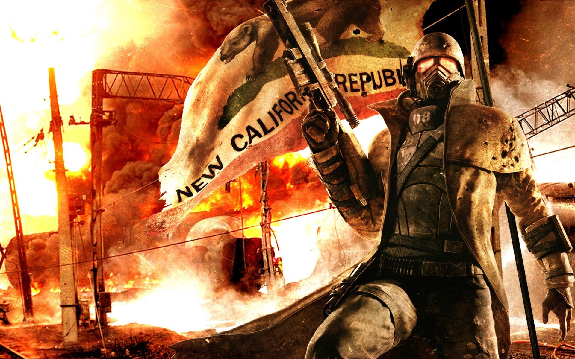 New California Republic Wallpaper (77+ images)