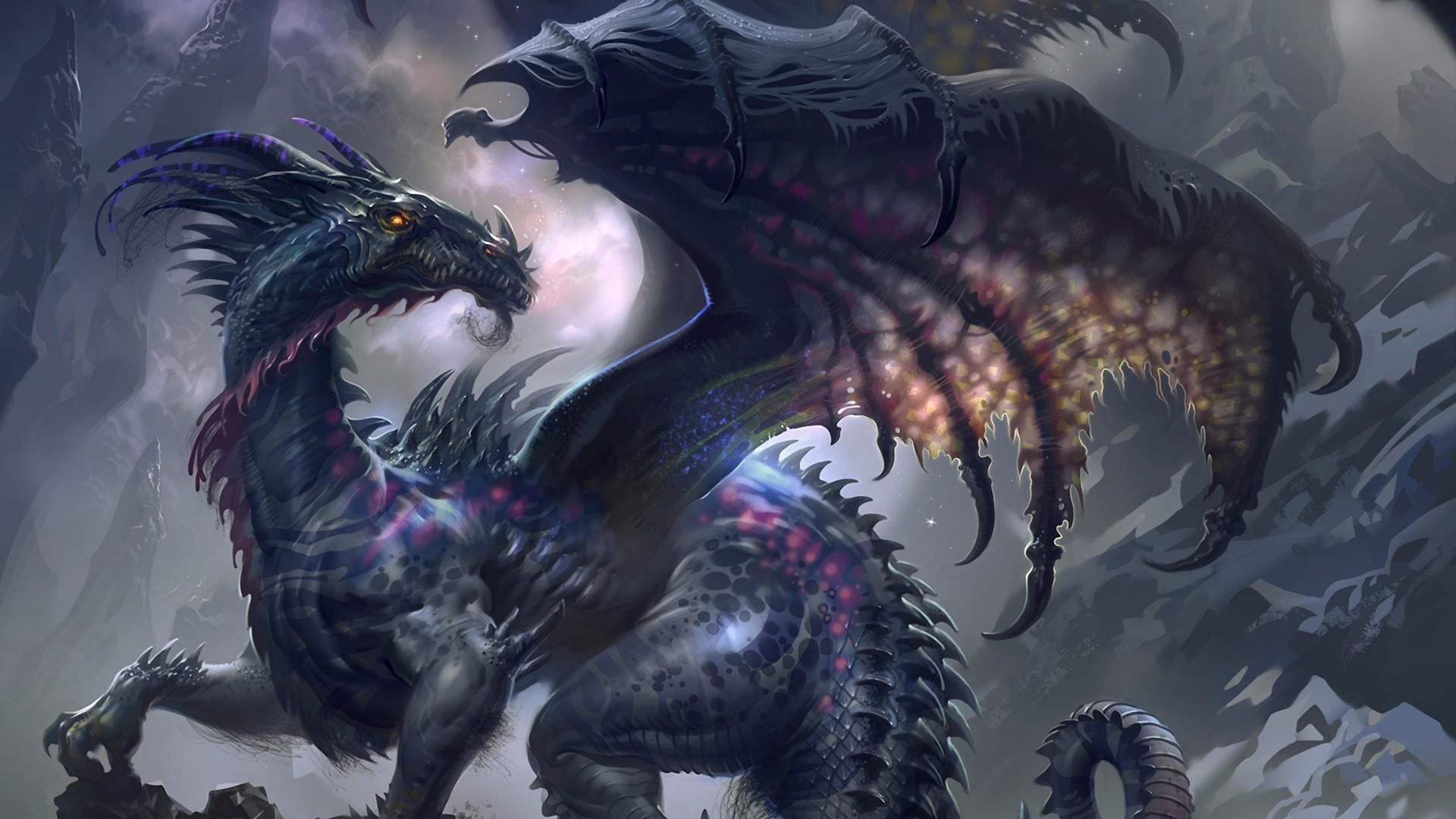 1920x1200 Badass Dragon Wallpaper High Definition