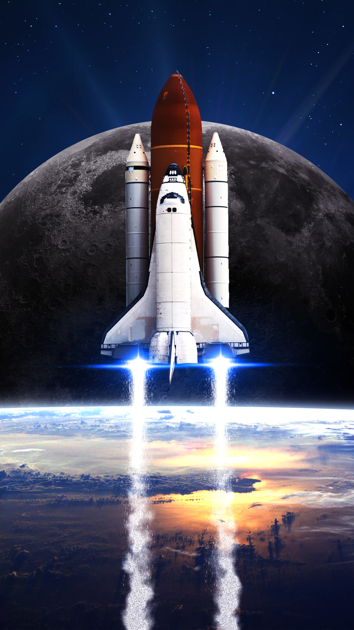 Space shuttle wallpapers 74 images - Nasa space shuttle wallpaper ...