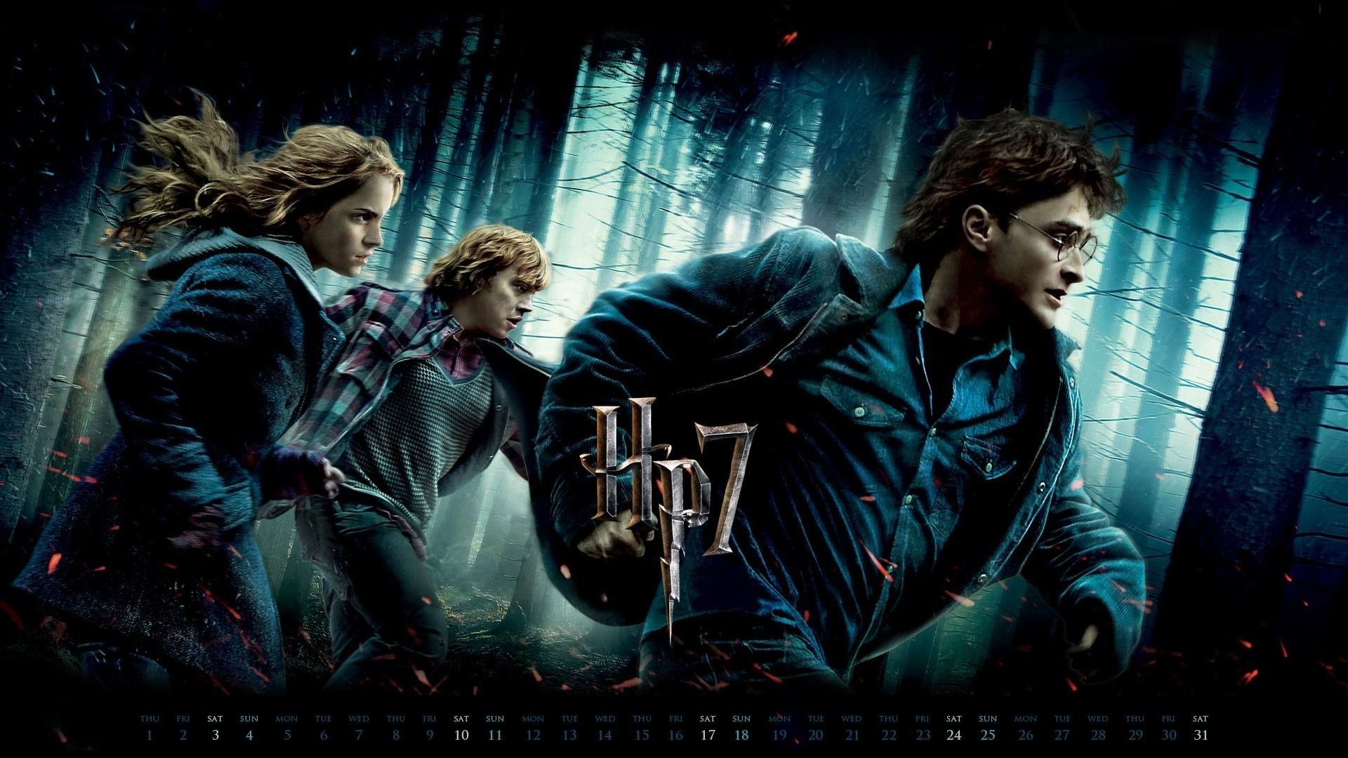 1920x1080 HD Movie Wallpapers | Harry Potter 7 Movie Wallpaper HD 1080p For Desktop