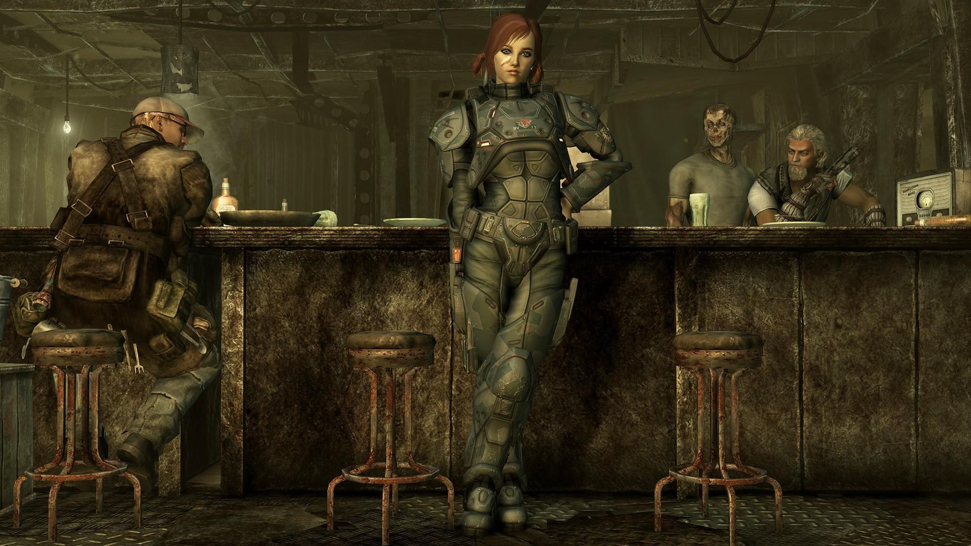 1920x1080 Fallout 3 Wallpaper