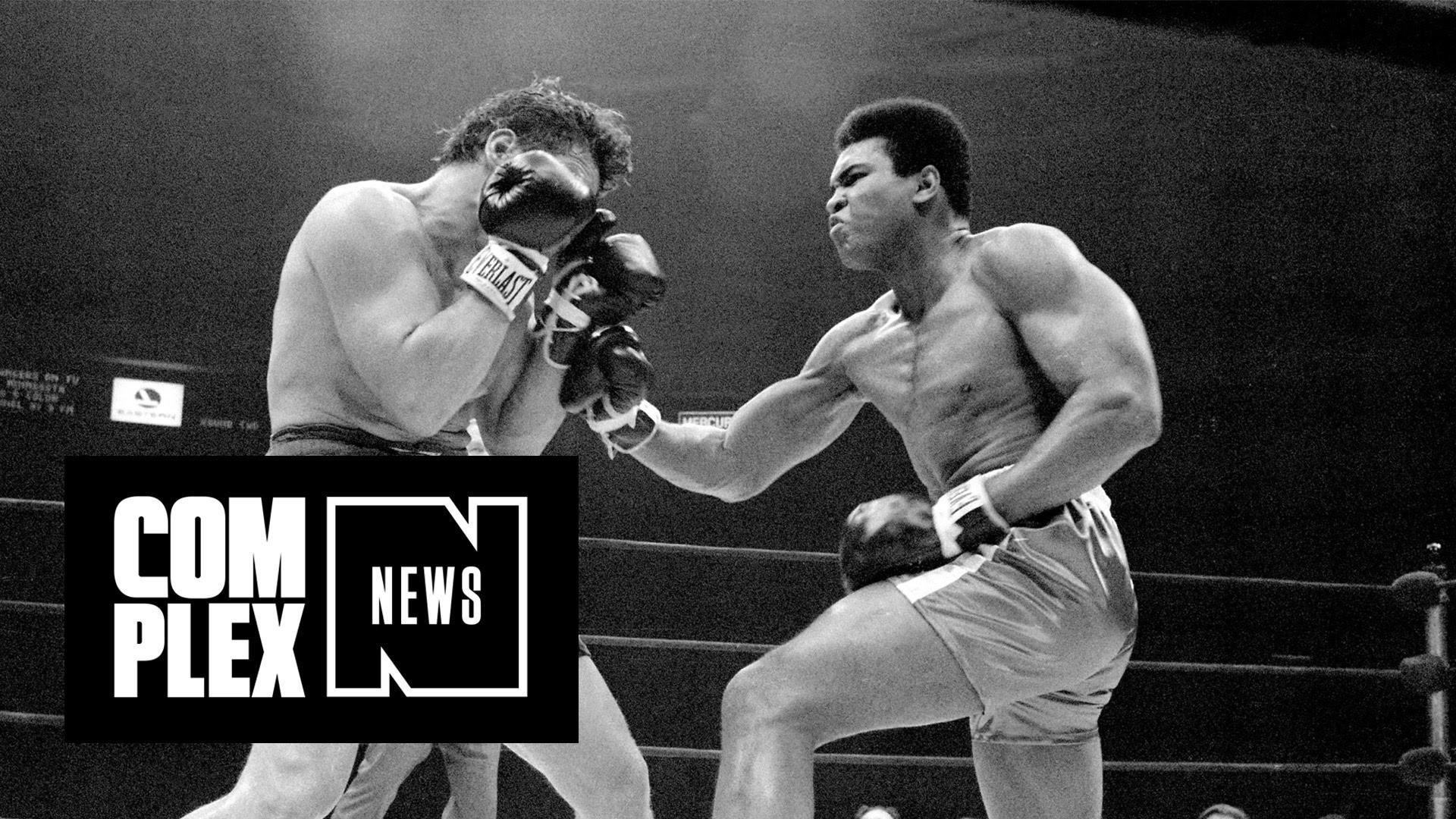 Muhammad Ali Wallpaper 1920x1080 (78+ images)