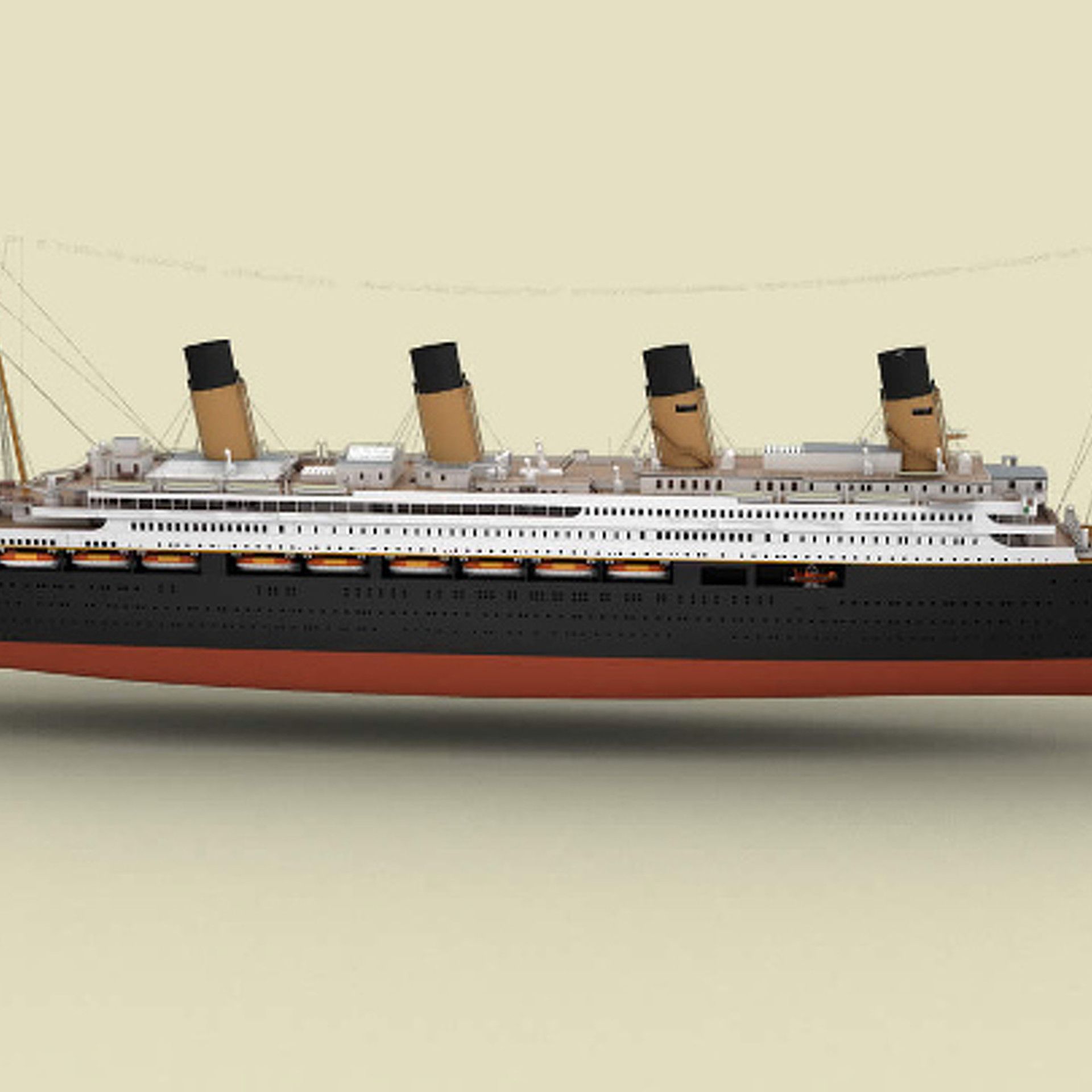 1920x1920 You'd Have to Be Nuts to Ride 'Titanic II' on Its Maiden Voyage