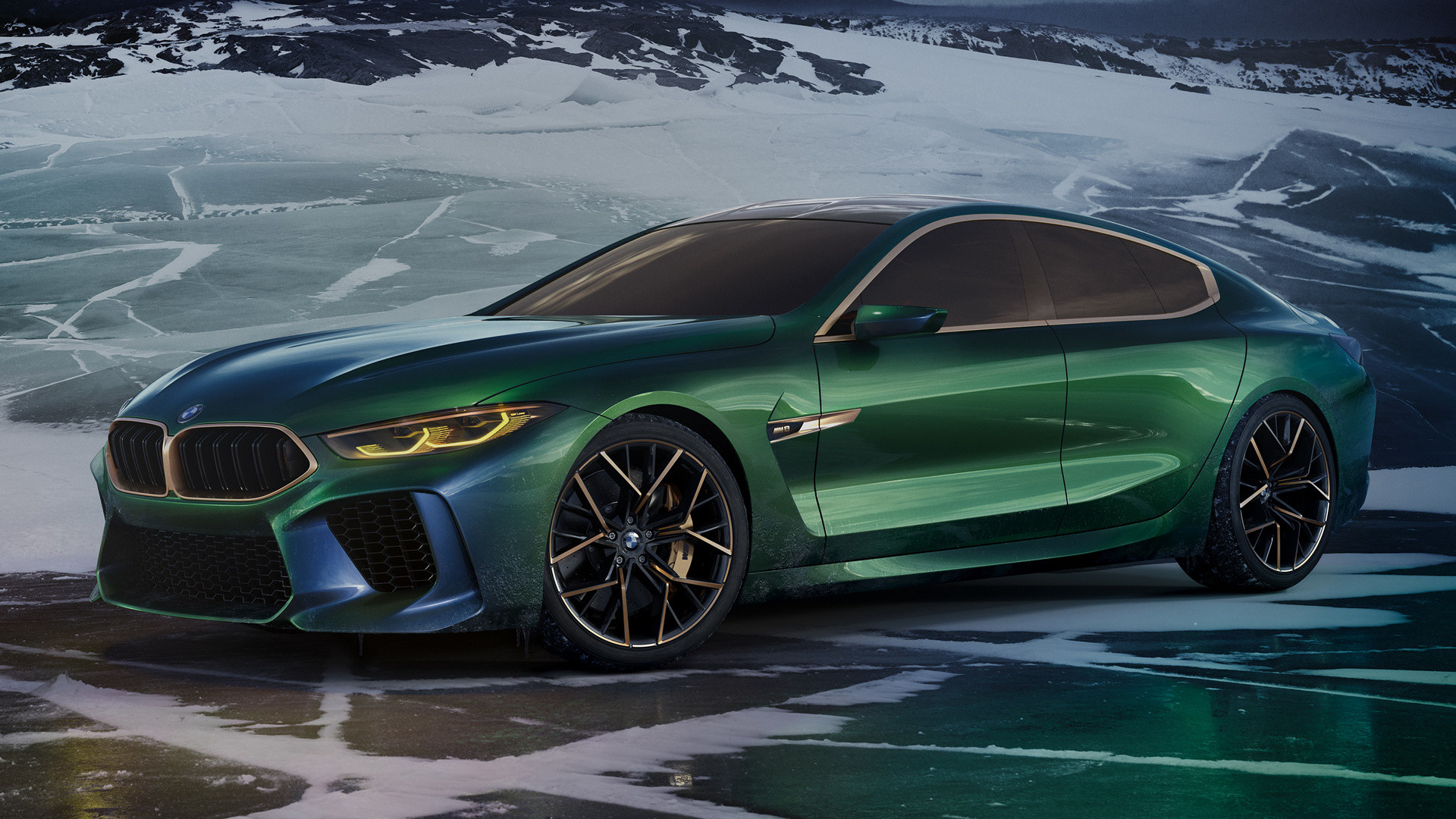 1920x1080 2018 BMW Concept M8 Gran Coupe HD Wallpaper | Hintergrund |  |  ID:908230 - Wallpaper Abyss