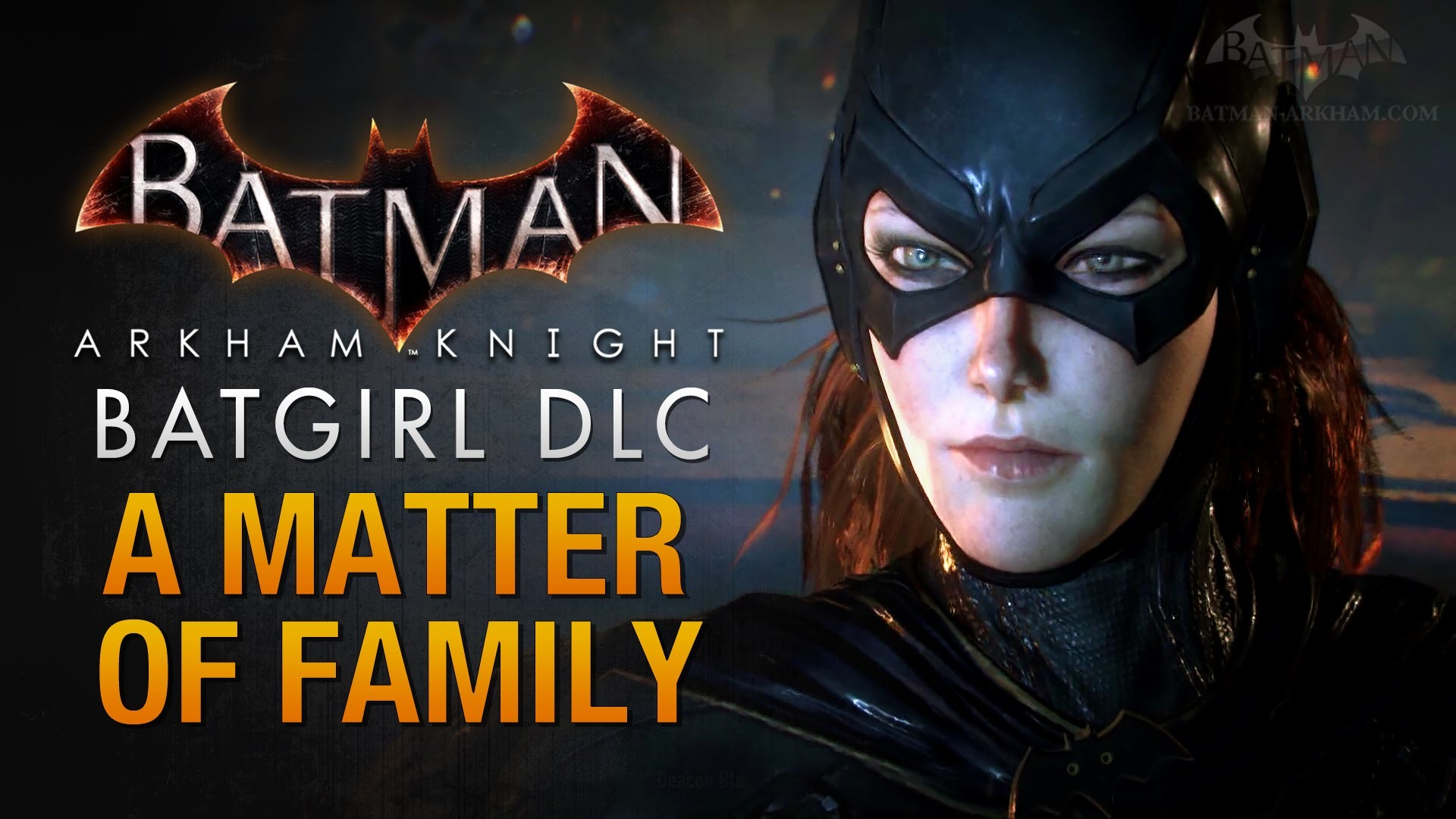 1920x1080 Batman: Arkham Knight - Batgirl: A Matter of Family (Full DLC Walkthrough)  - YouTube