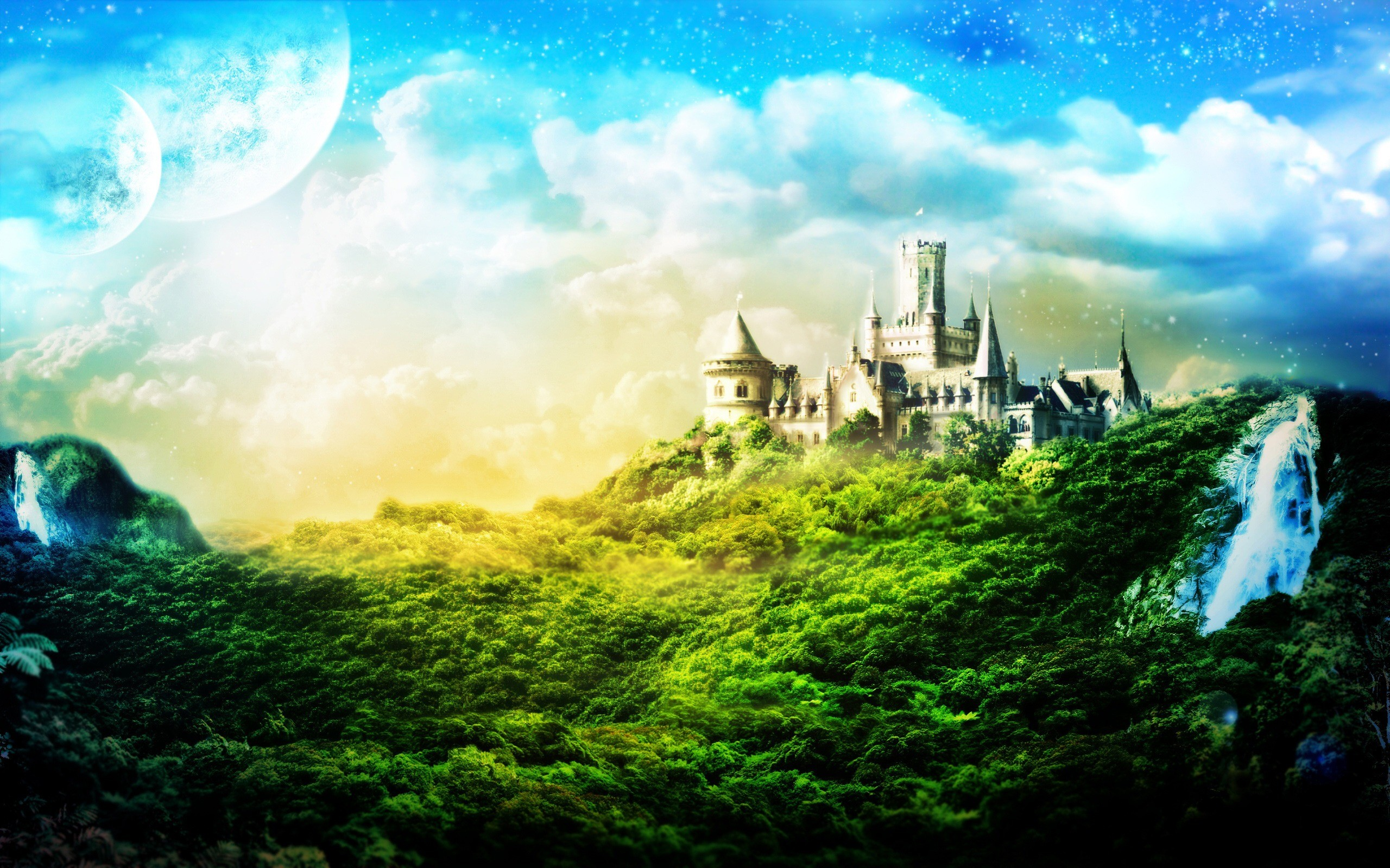 fairytale background (55+ images)