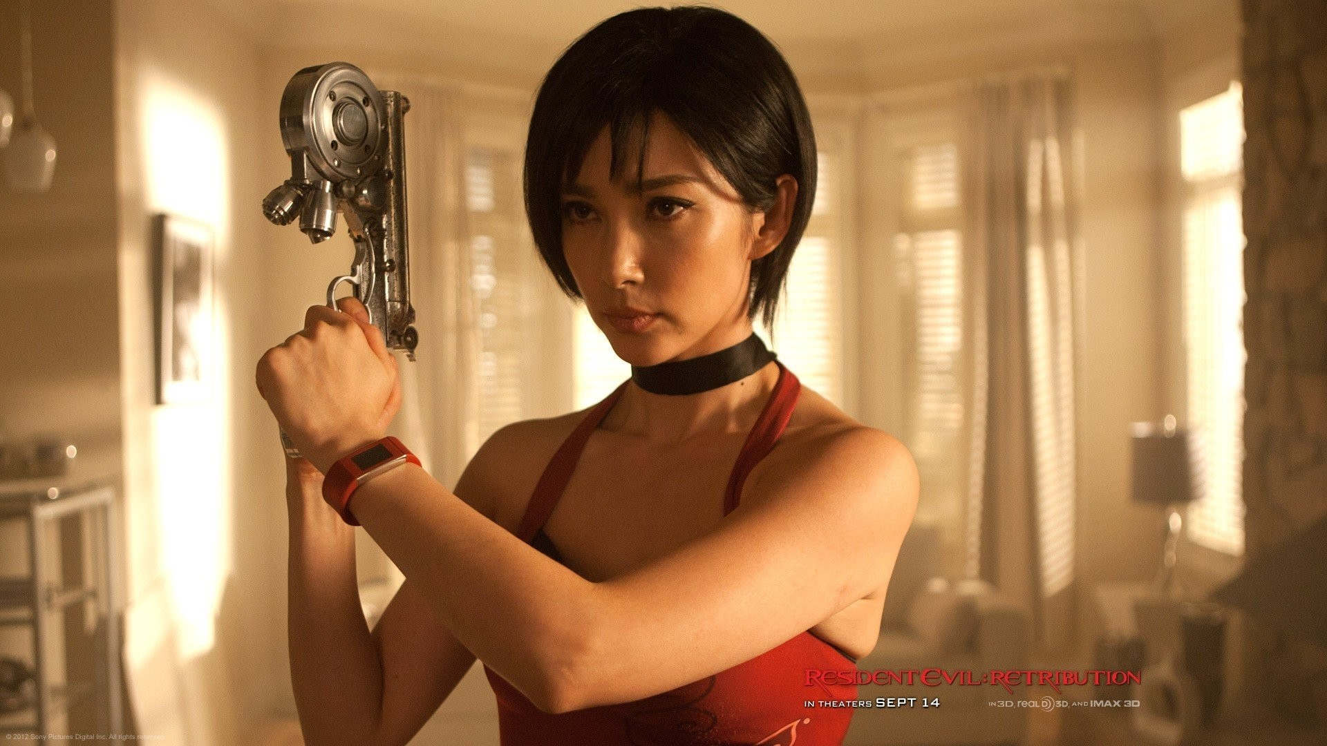 1920x1080 Movies Resident Evil Retribution Ada Wong