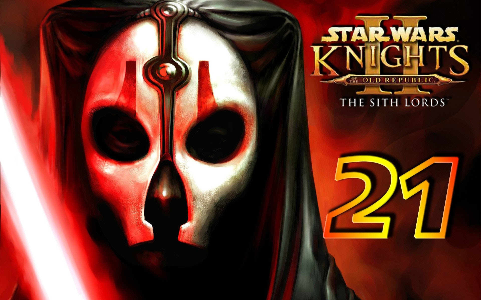 "1920x1200 21***Zagrajmy w Star Wars: Knights of the Old Republic II: The Sith Lords -  ""Walka"" - YouTube"