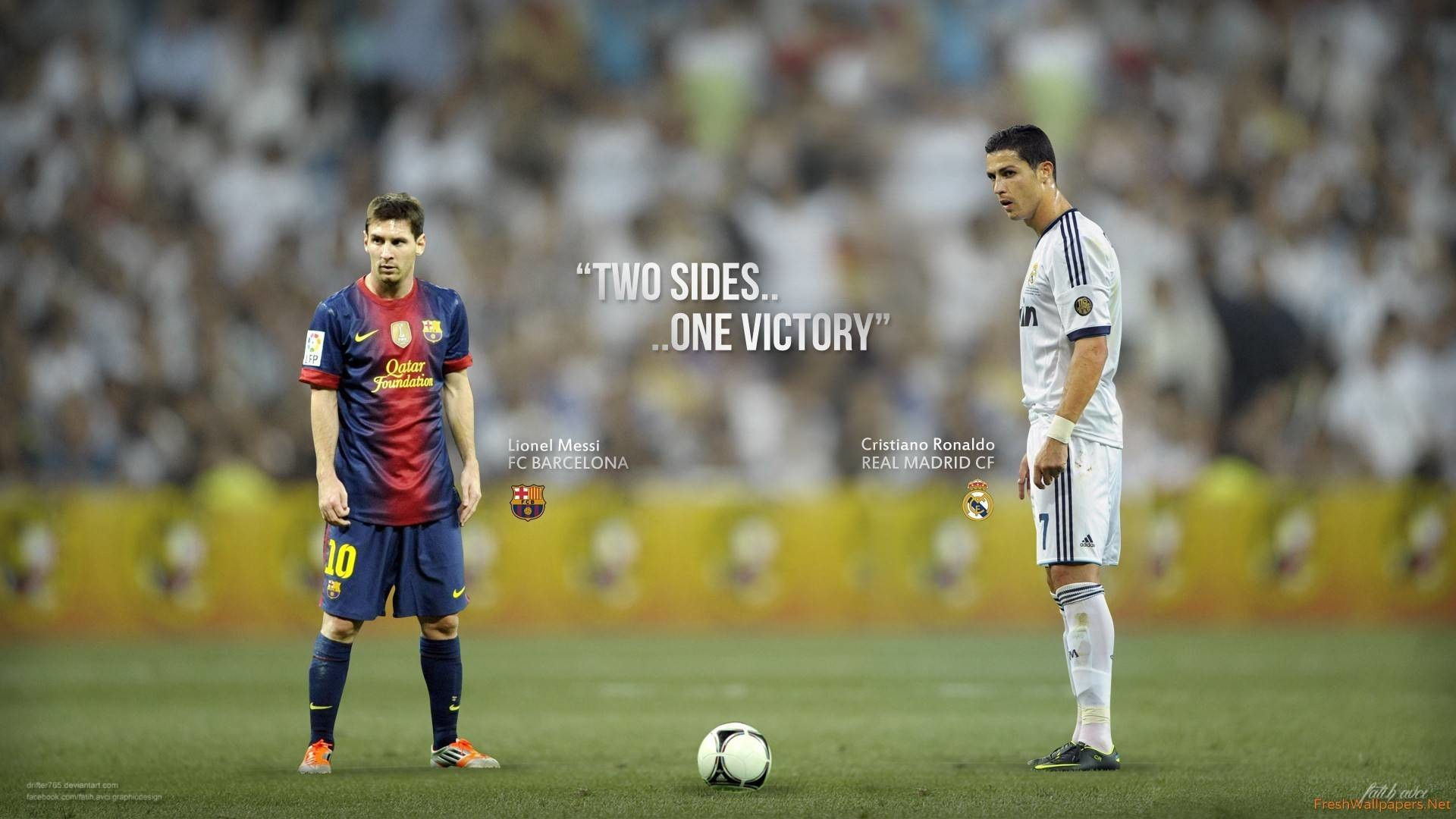 1920x1080 Image for Real Madrid vs Barcelona El Clasico Wallpaper HD 1
