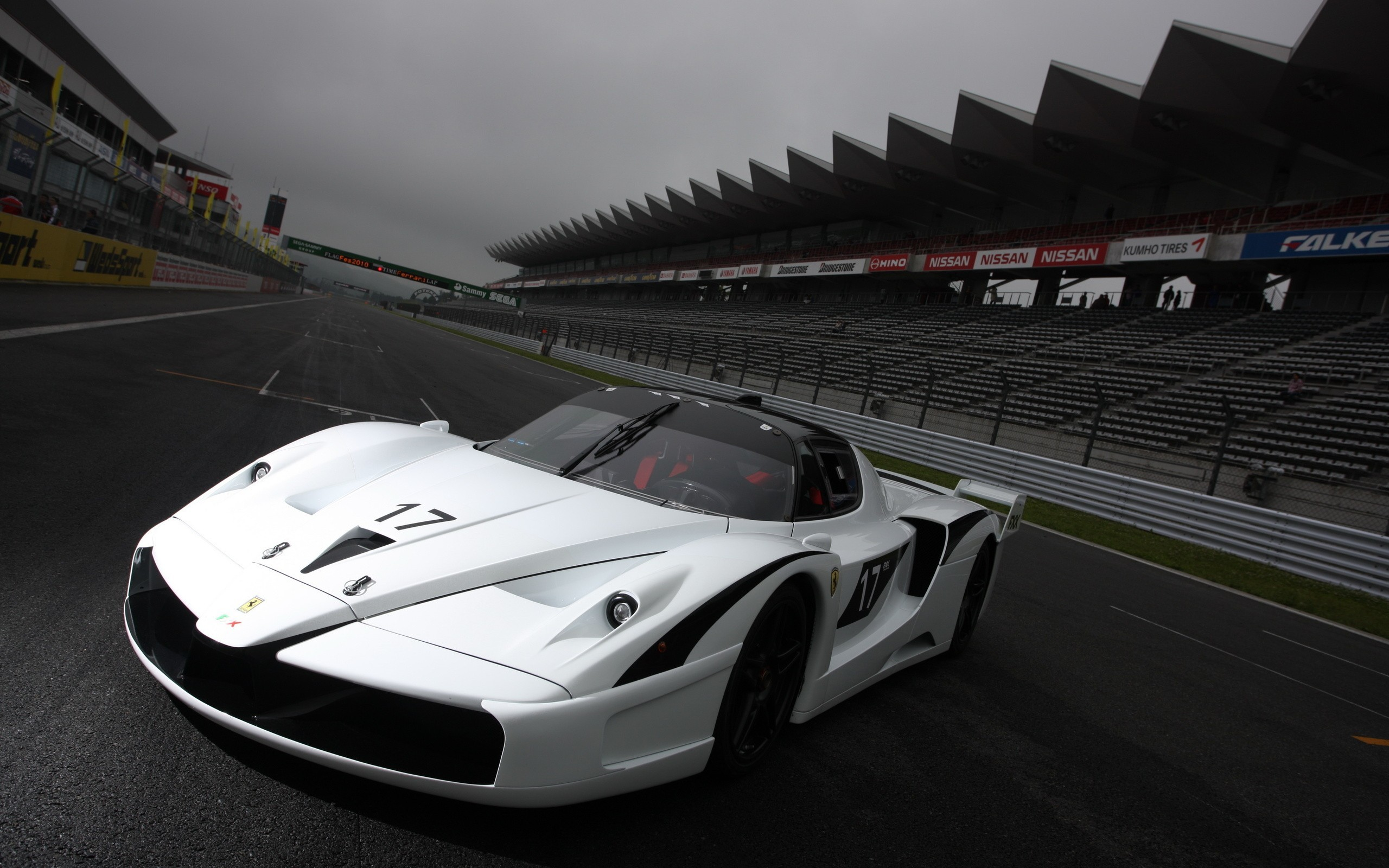 2560x1600 Enzo Race car. Ferrari on wallpapers ...