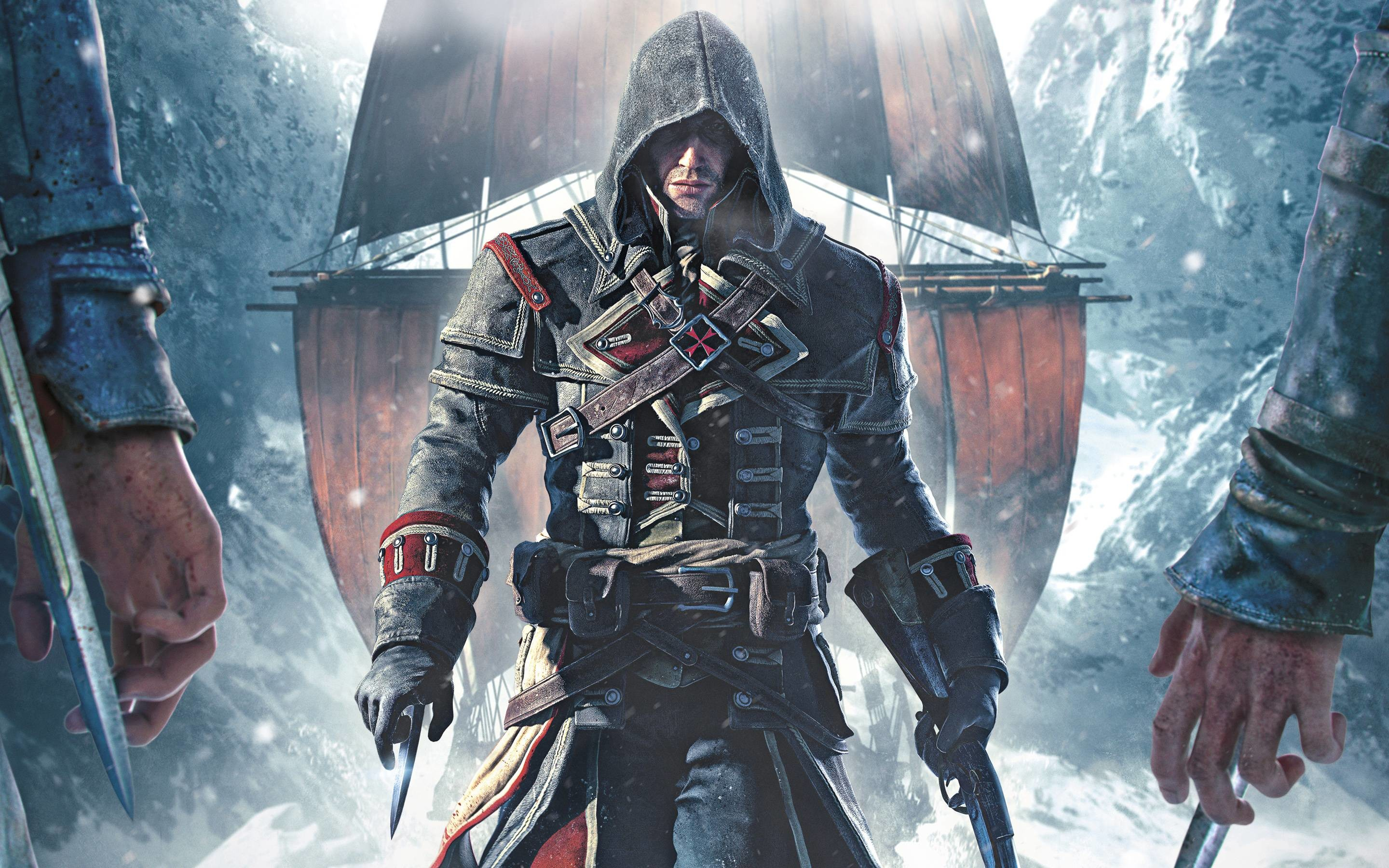 2880x1800 39 Assassin's Creed: Rogue Wallpapers | Assassin's Creed: Rogue .