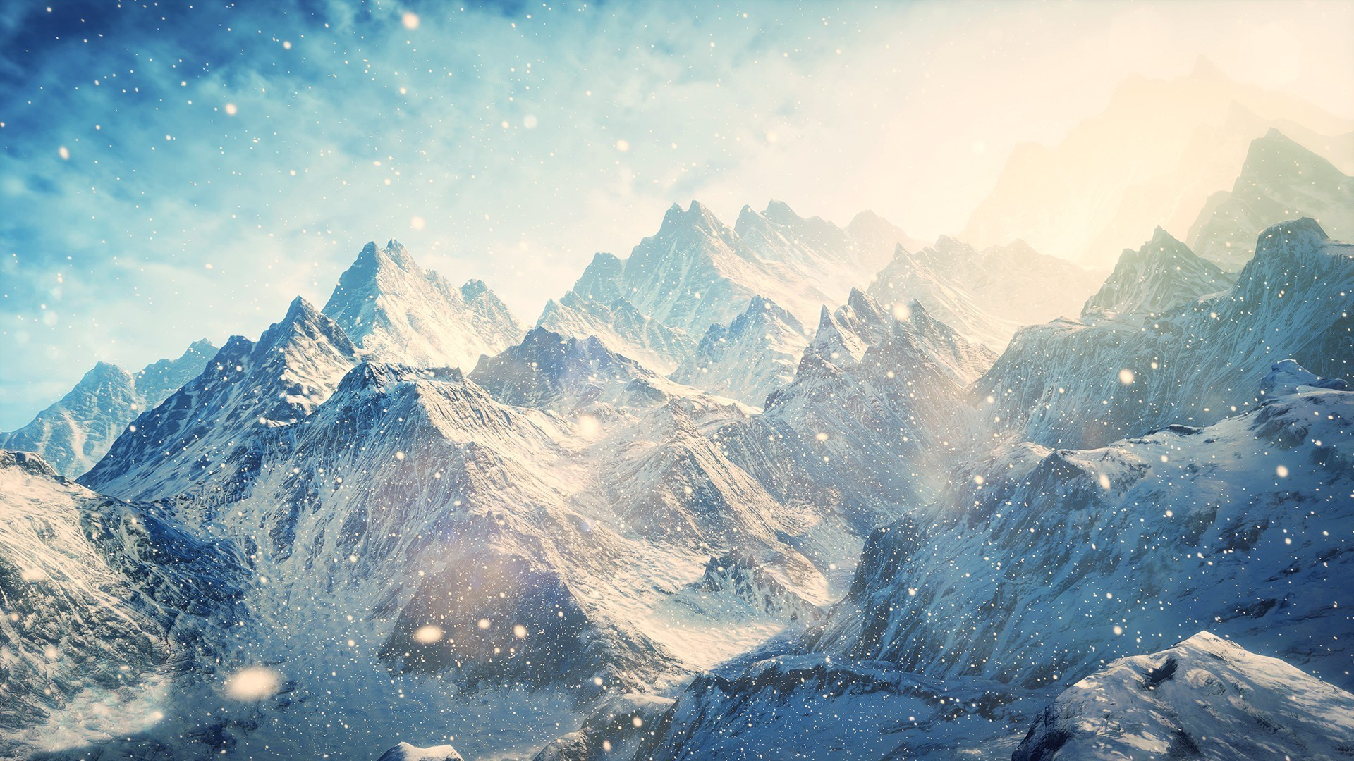 snow mountain wallpaper hd (67+ images)