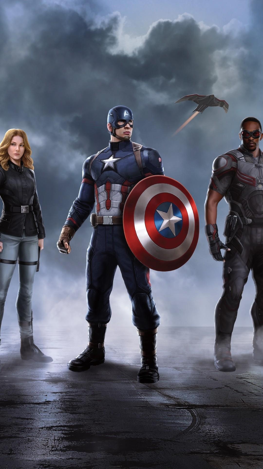 Avenger Civil War