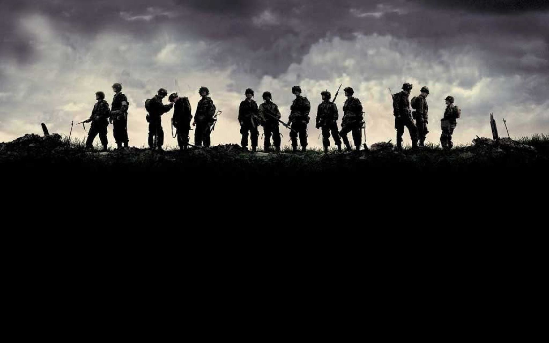 1920x1200 ... tv show band of brothers wallpapers desktop phone tablet ...
