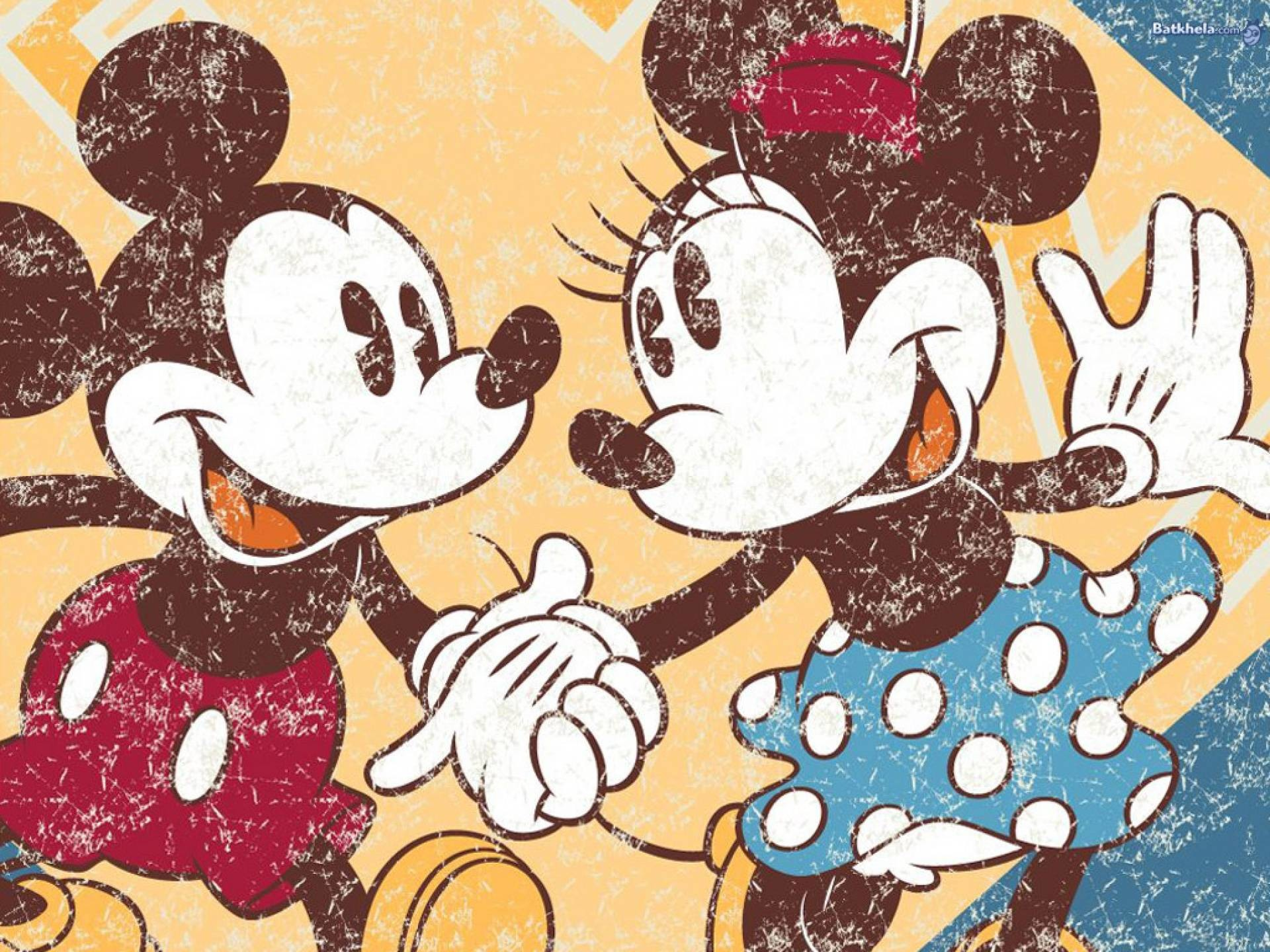 minnie and mickey mouse wallpapers (56+ images)