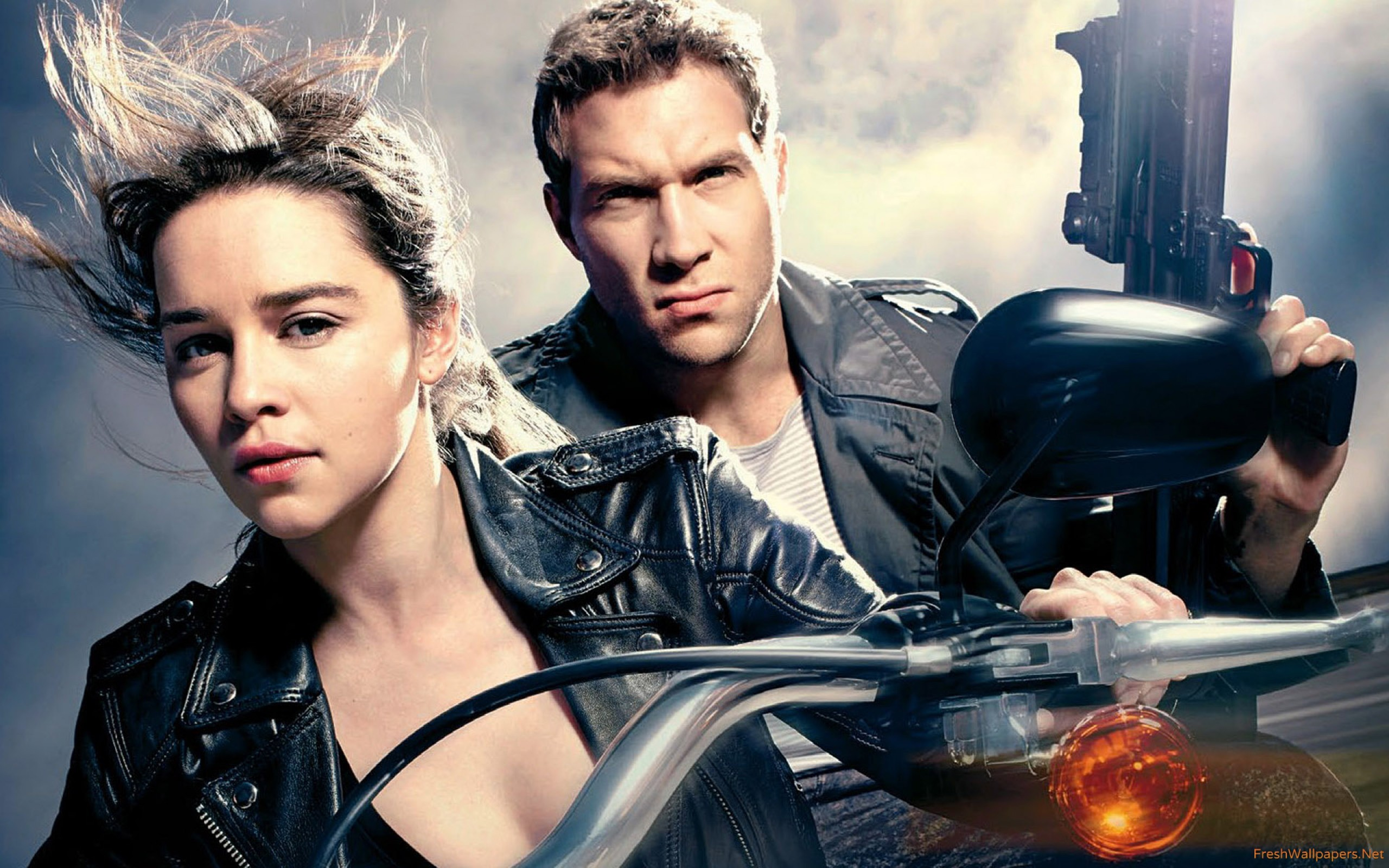 2560x1600 Terminator Genisys 2015 Movie wallpaper