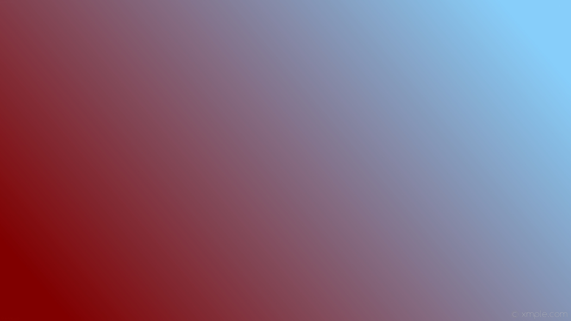 1920x1080 wallpaper brown blue gradient linear light sky blue maroon #87cefa #800000  15°