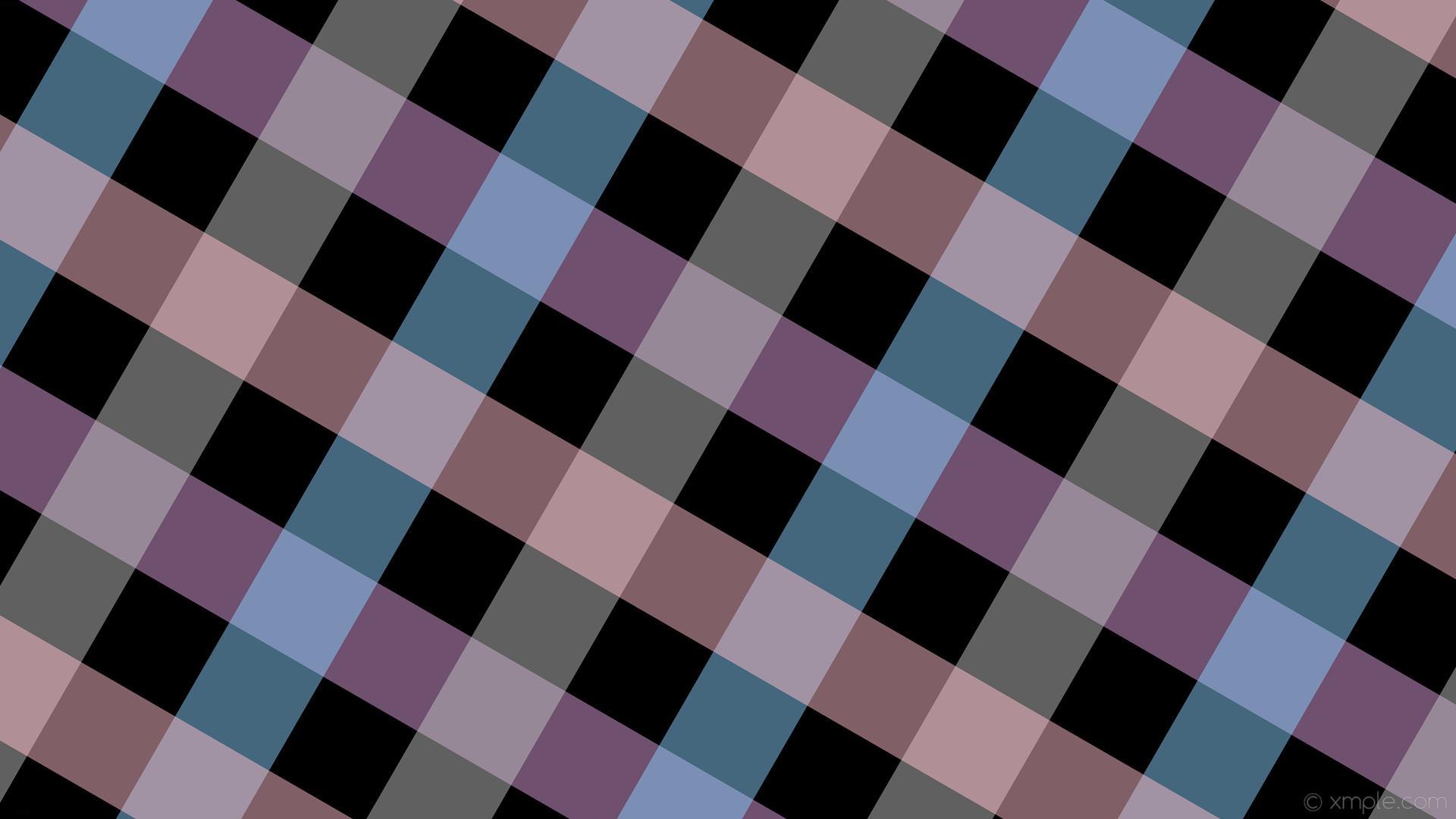 1920x1080 wallpaper purple blue pink striped penta gingham black grey plum silver  light sky blue #000000