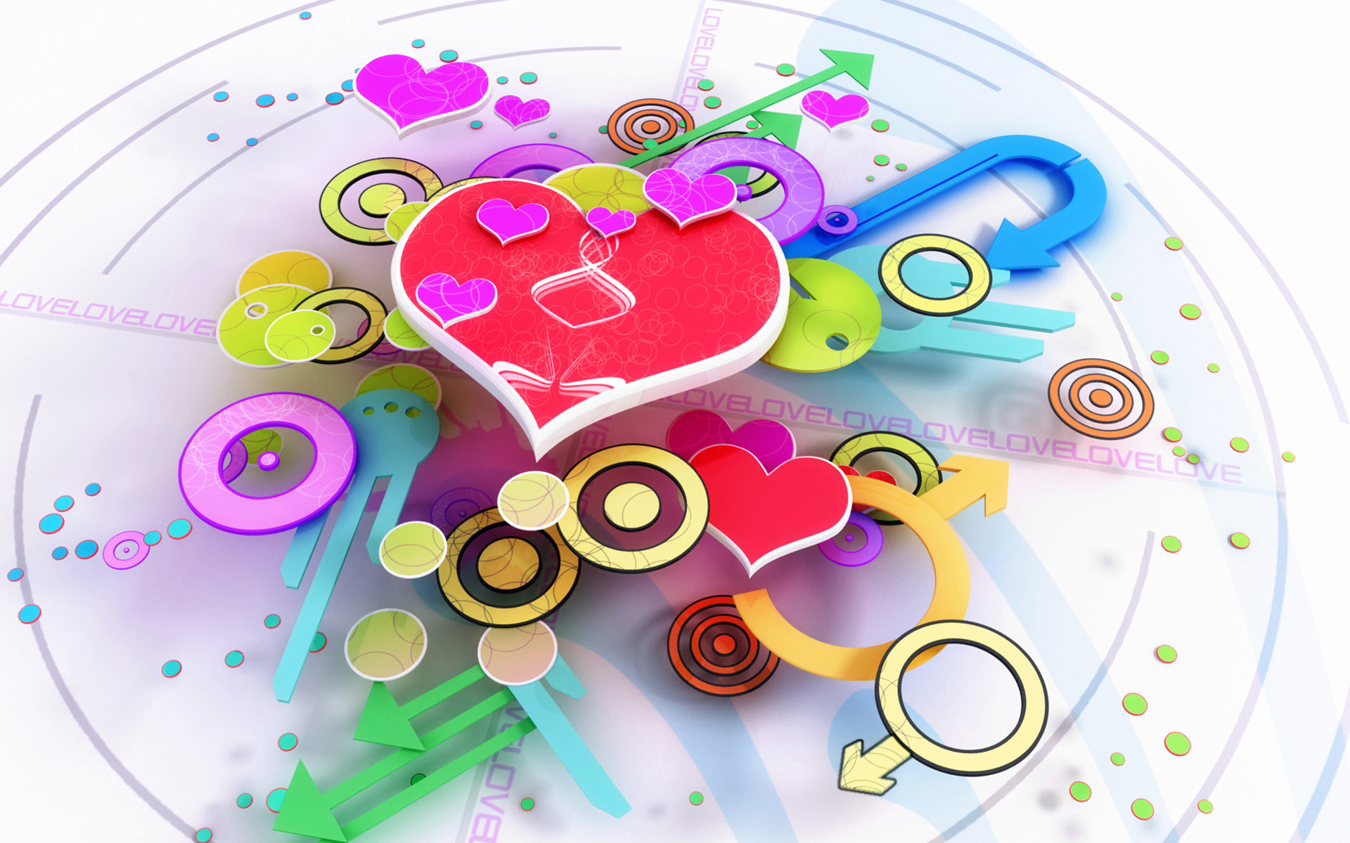 Love Wallpapers 3d 52 Images